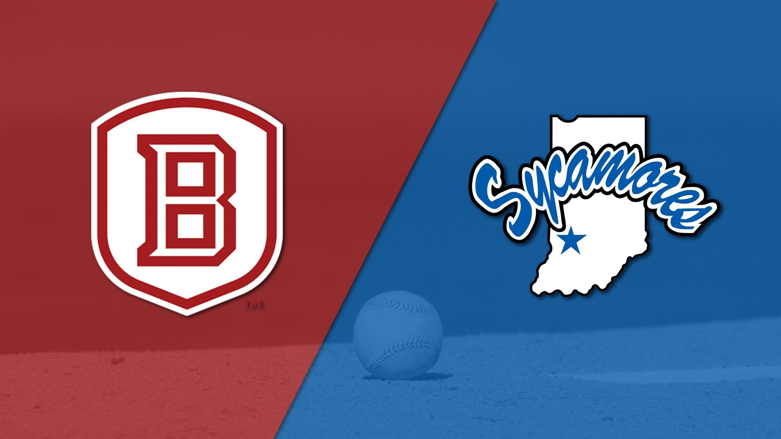 Bradley vs. Indiana State (Baseball)