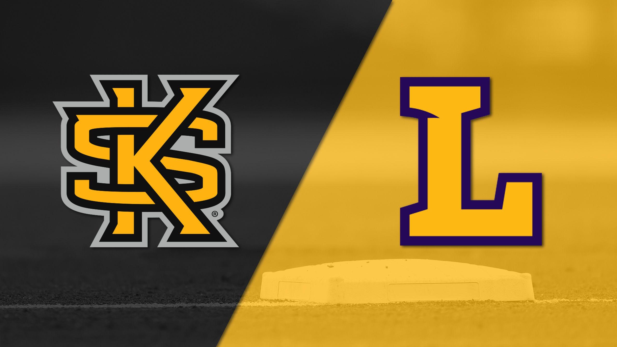 Kennesaw State vs. Lipscomb (Baseball)