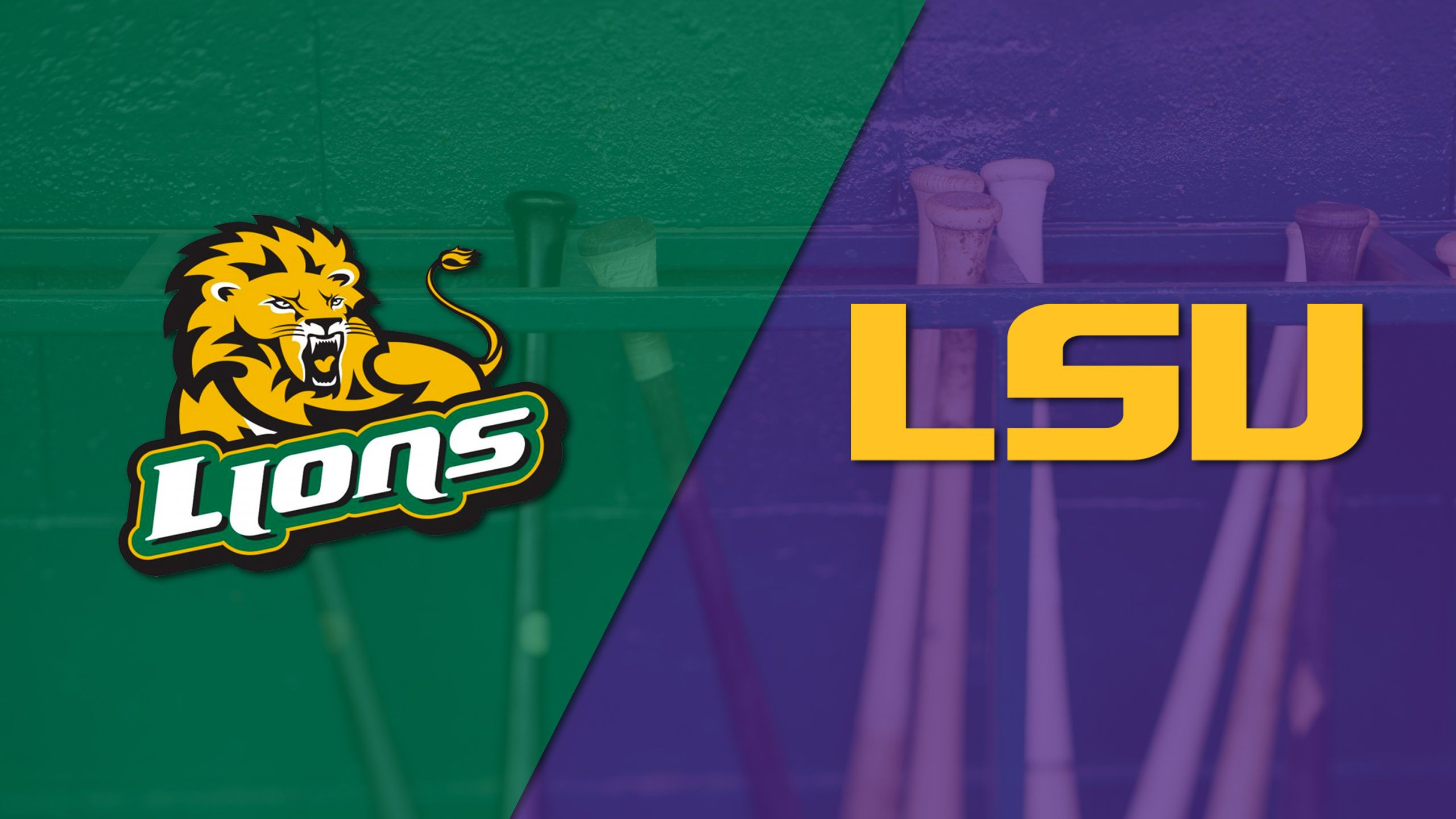 Southeastern Louisiana vs. #4 LSU (Baseball)