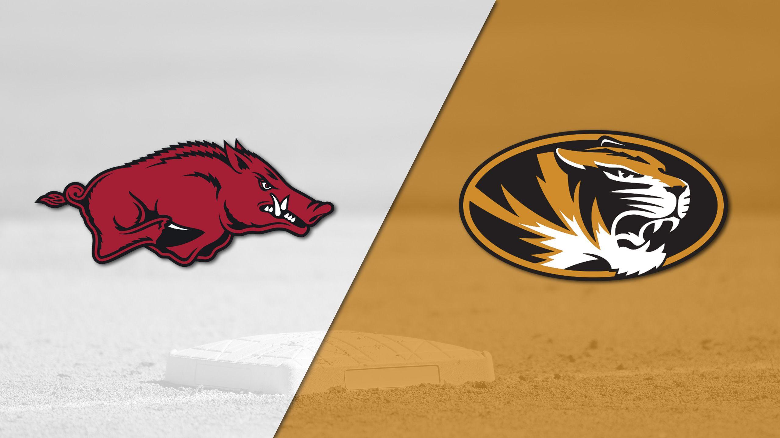 Arkansas vs. #20 Missouri (Baseball)