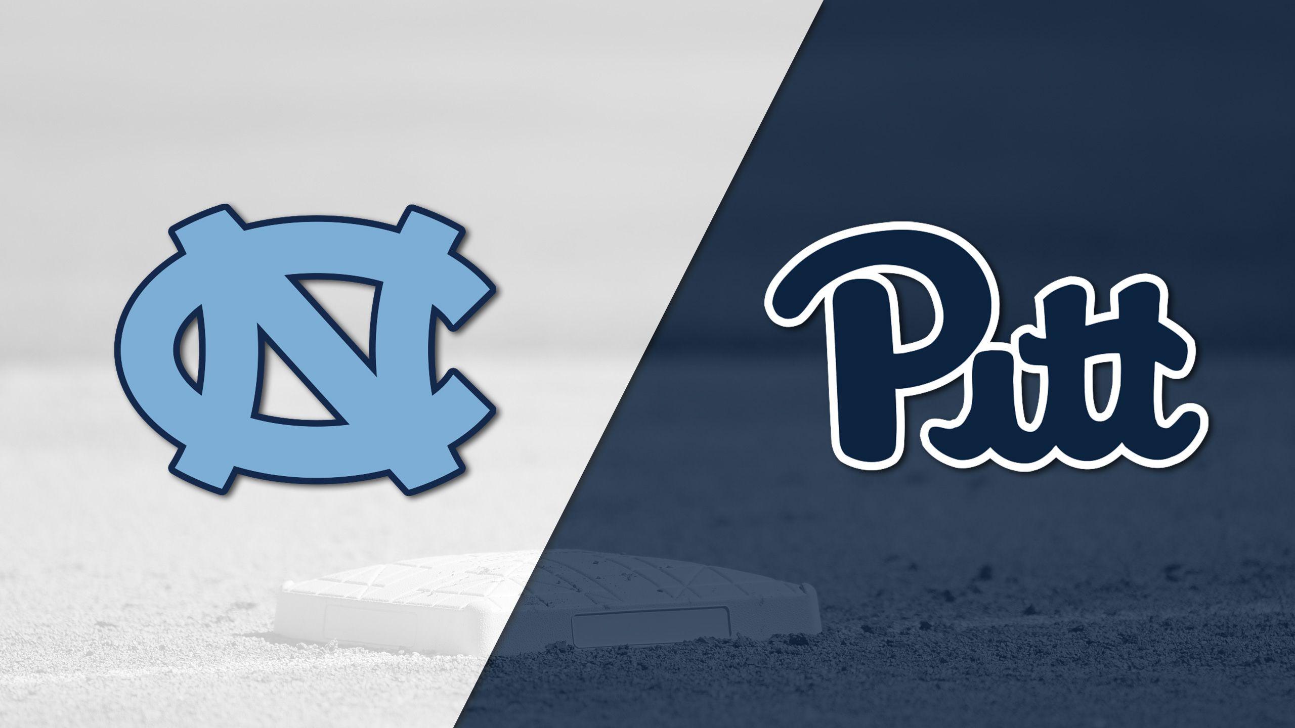 #3 North Carolina vs. Pittsburgh (Baseball)