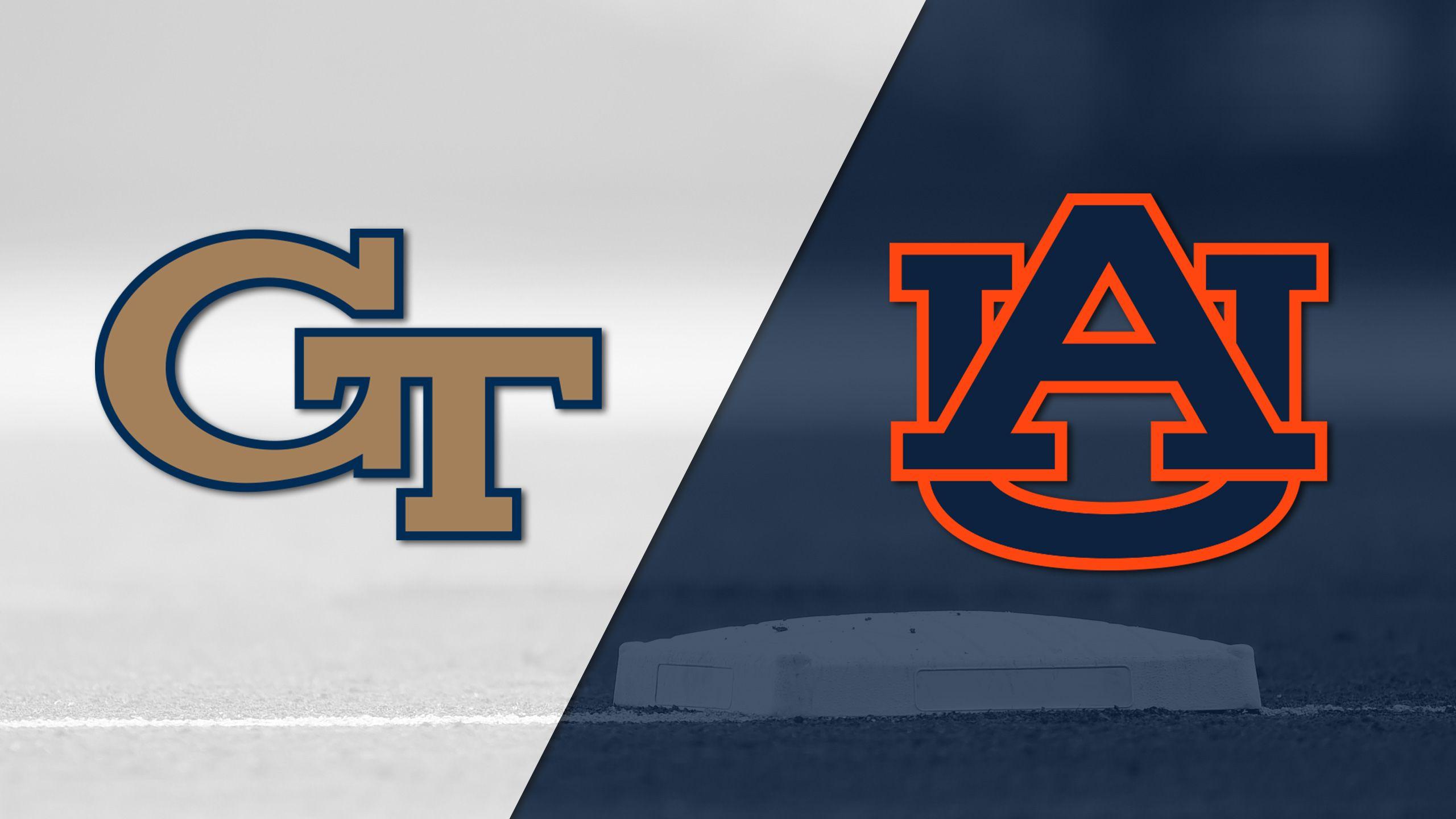 Georgia Tech vs. #11 Auburn (Baseball)