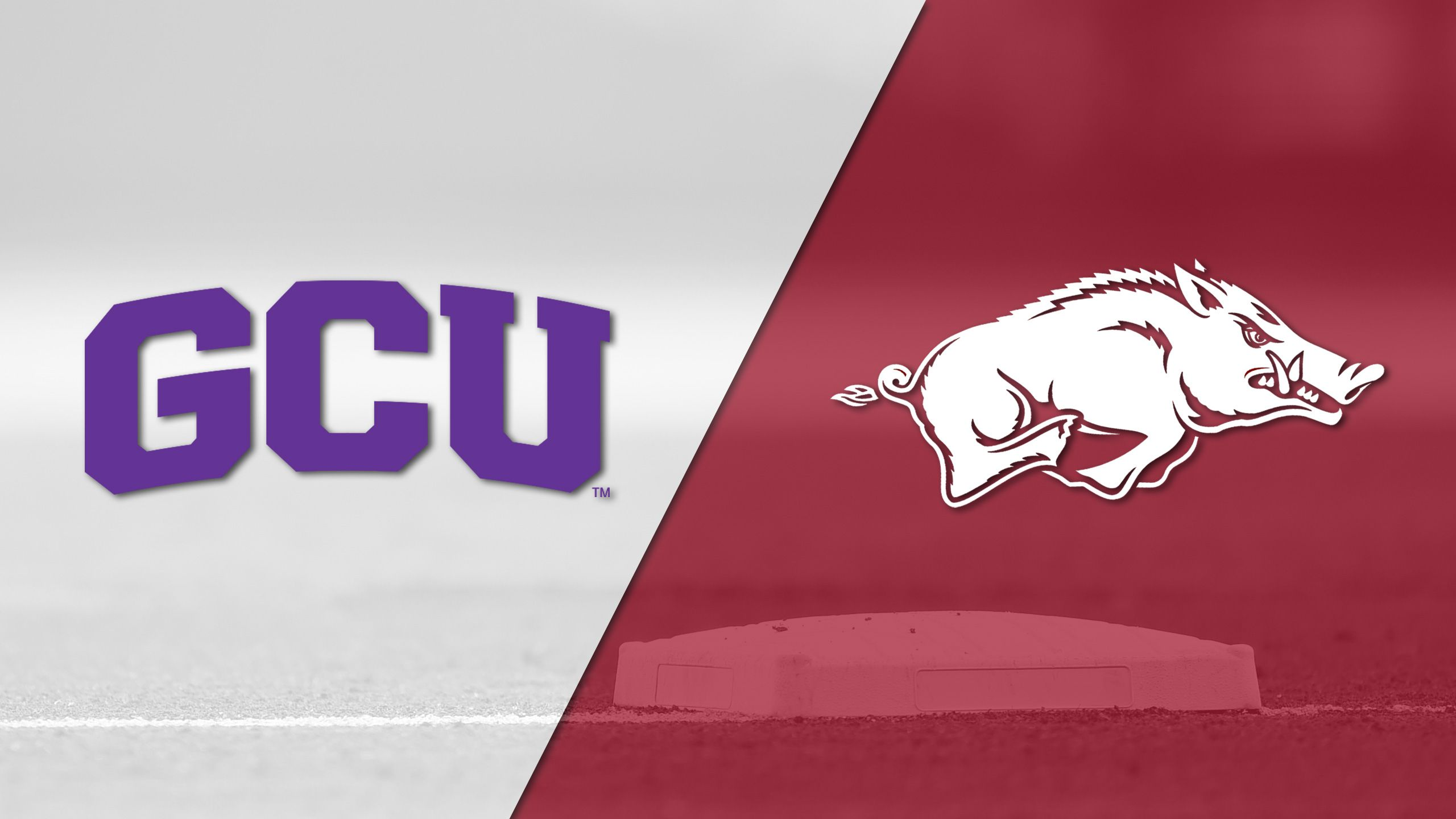 Grand Canyon vs. #15 Arkansas (Baseball)