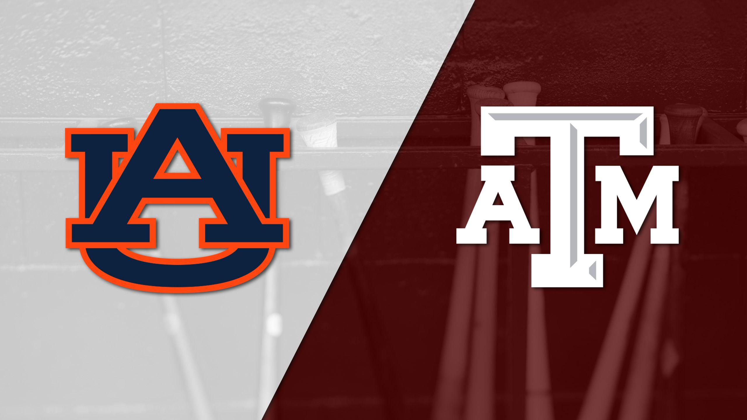 #11 Auburn vs. Texas A&M (Baseball)