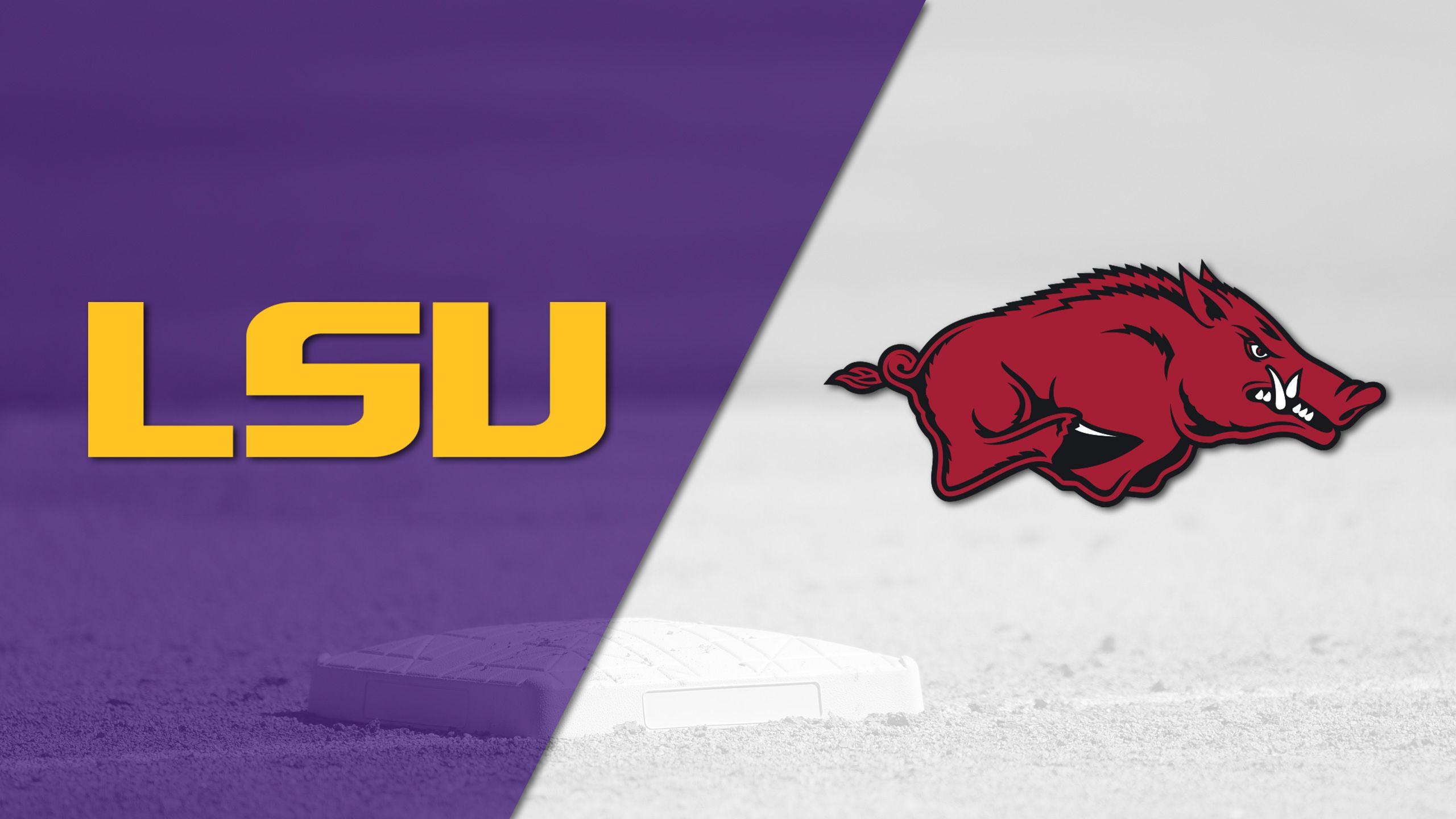 #13 LSU vs. #15 Arkansas (Baseball)