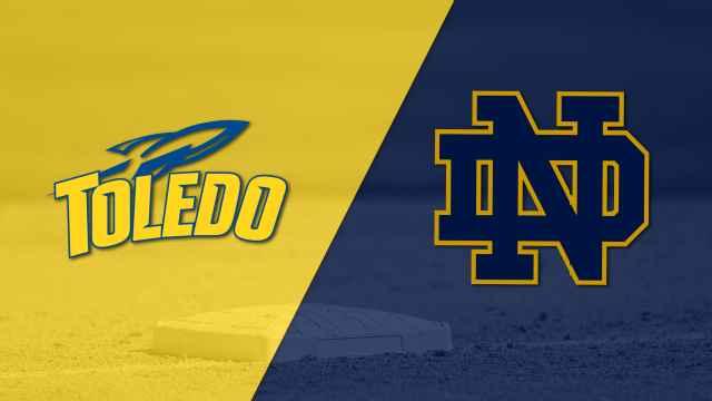 Toledo vs. Notre Dame (Baseball)