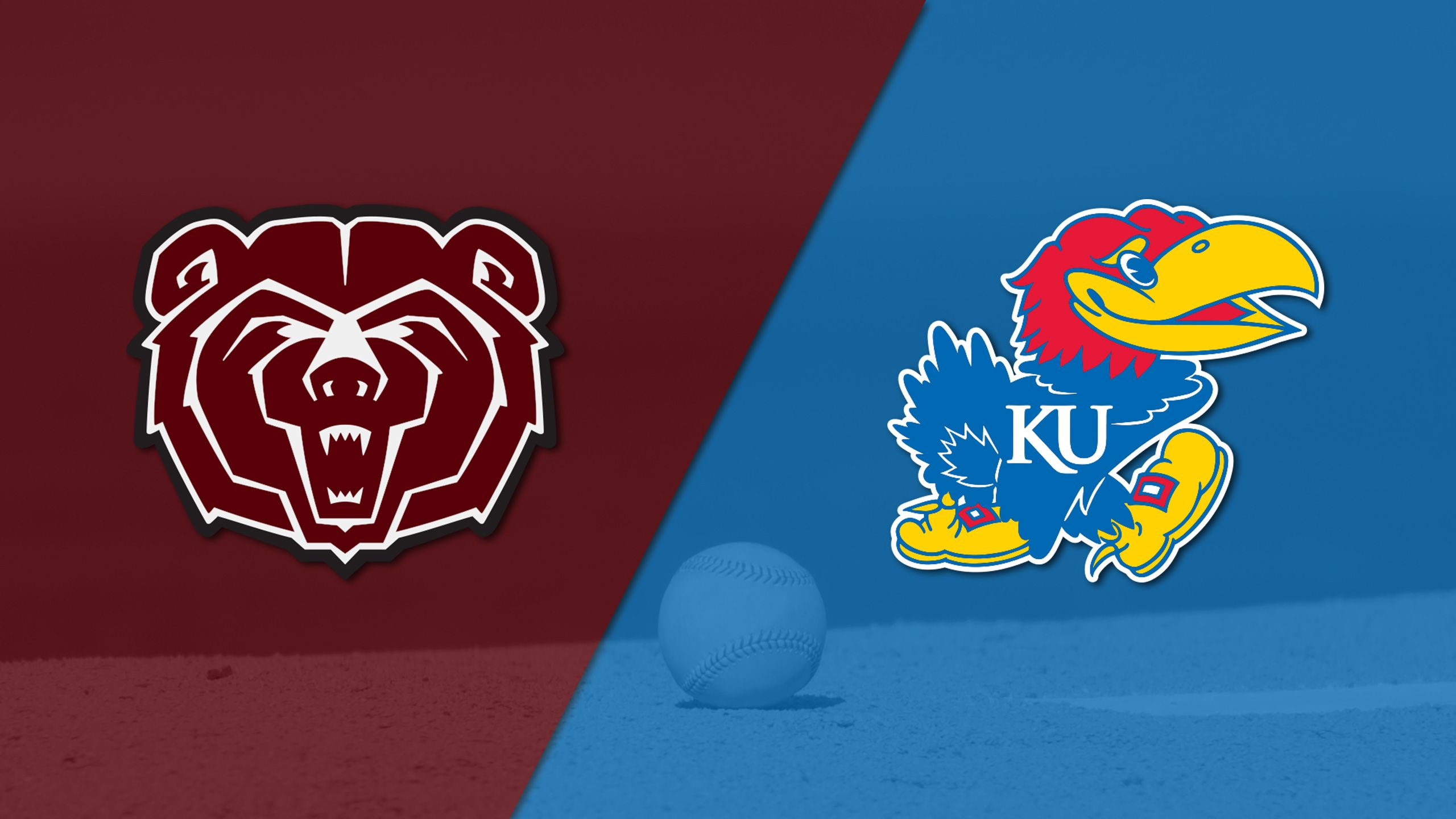#24 Missouri State vs. Kansas (Baseball)
