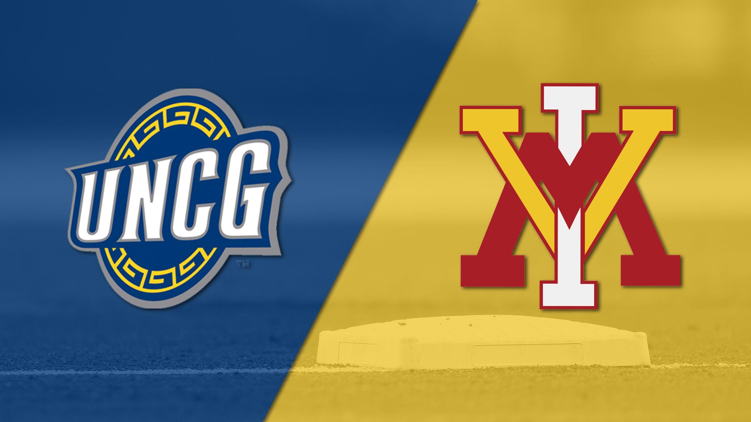 UNC Greensboro vs. VMI (Baseball)