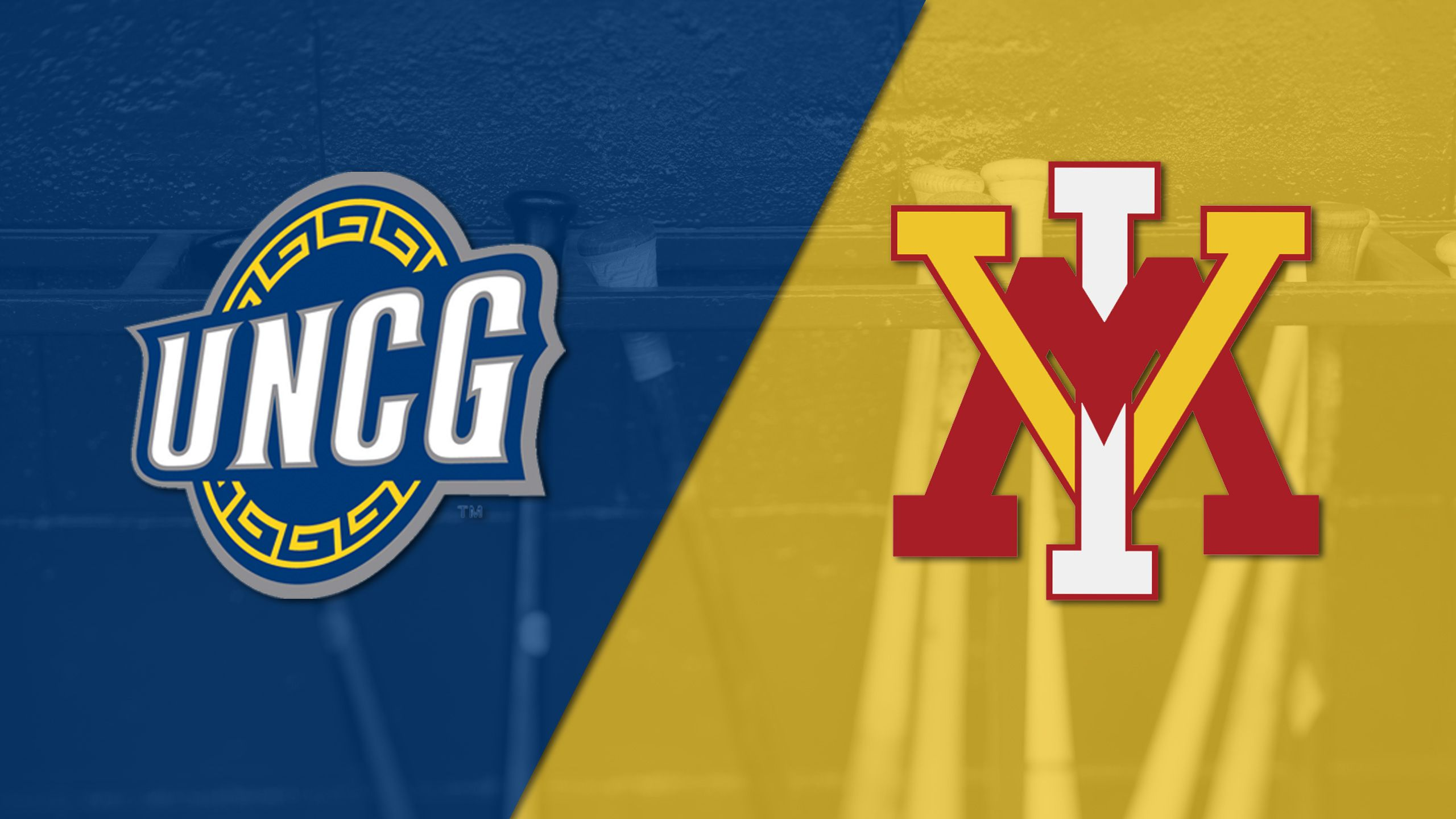 UNC Greensboro vs. VMI (Baseball)