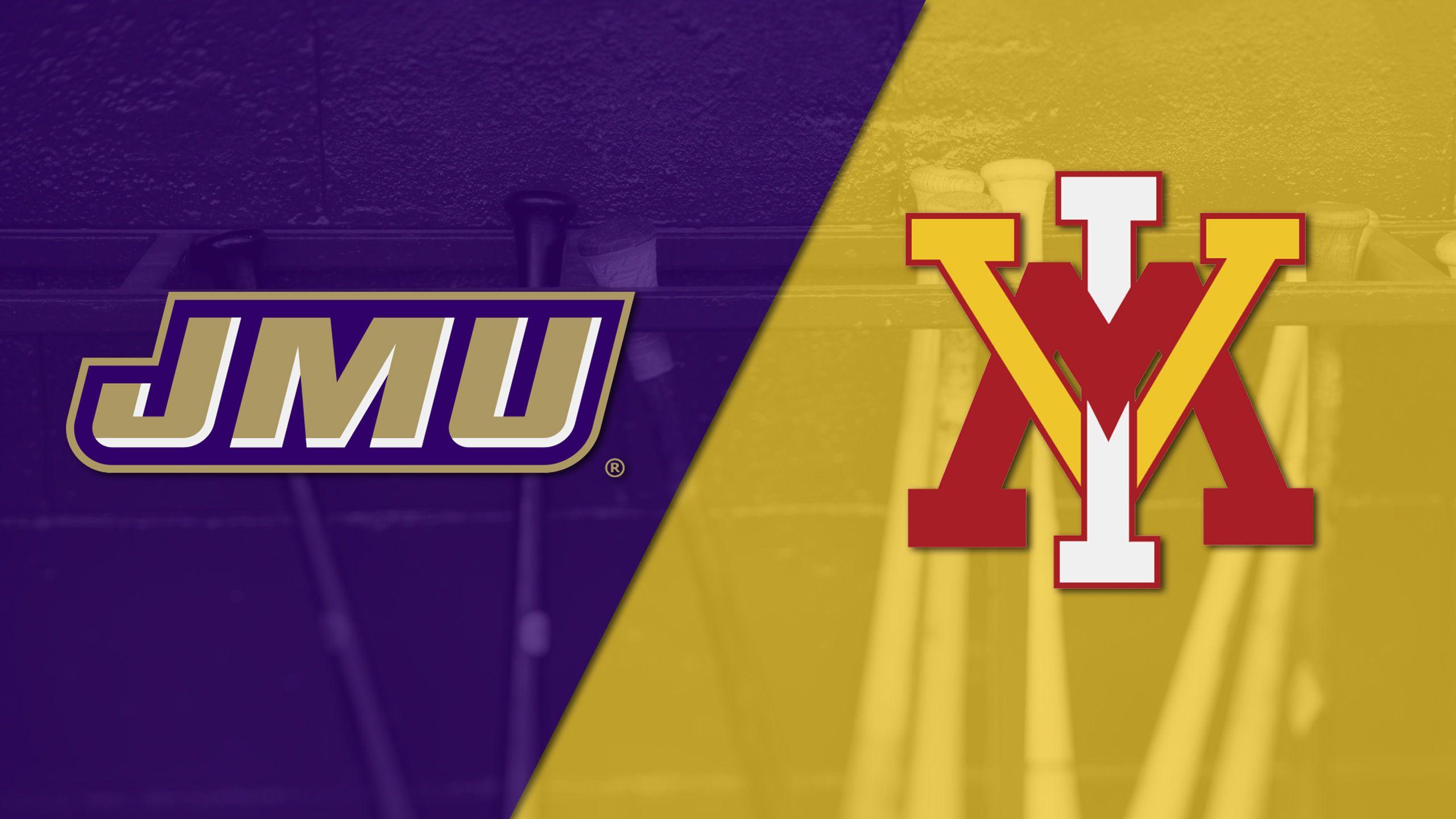 James Madison vs. VMI (Baseball)