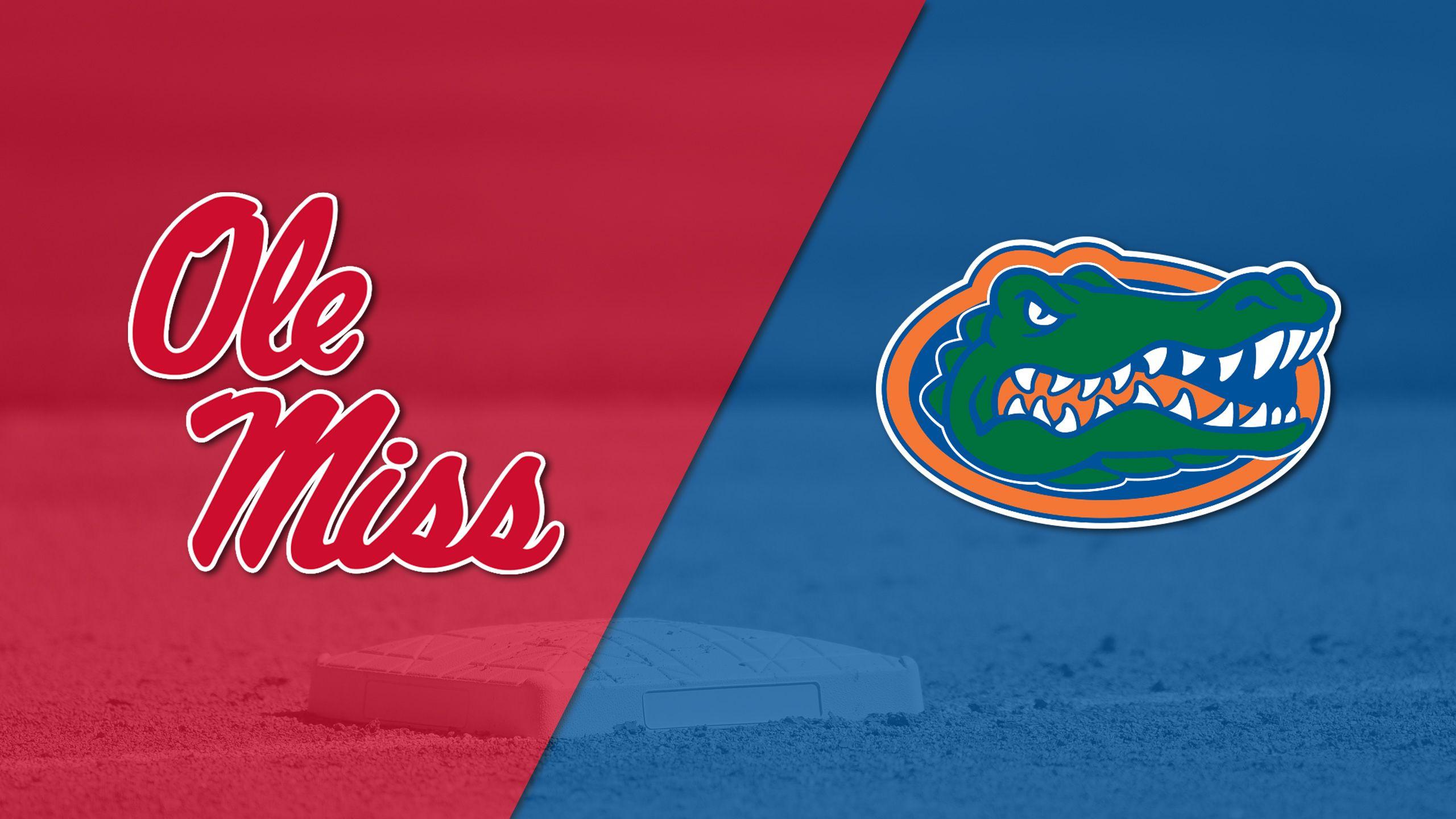 Ole Miss vs. #7 Florida (Baseball)