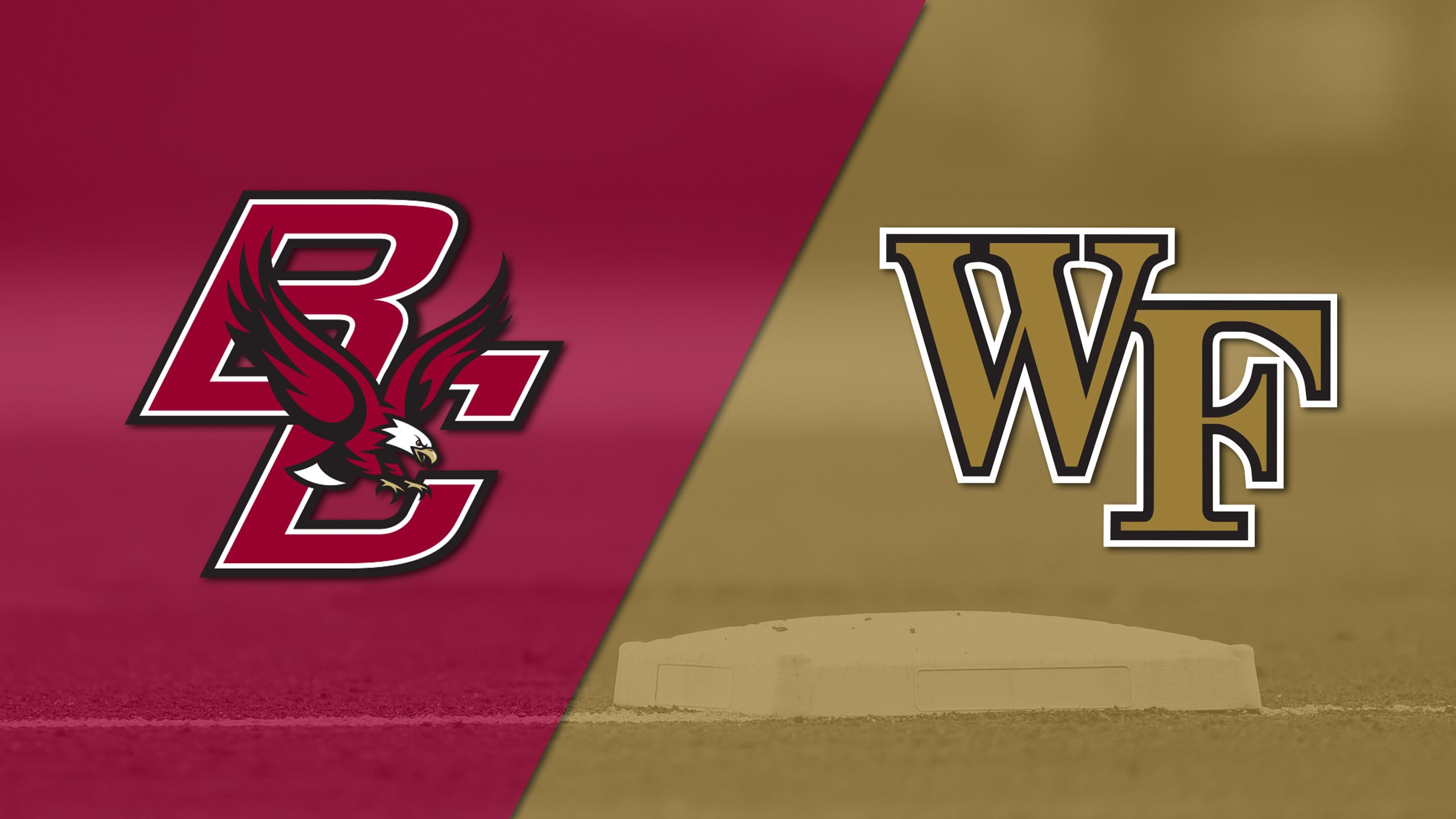 Boston College vs. #20 Wake Forest (Baseball)