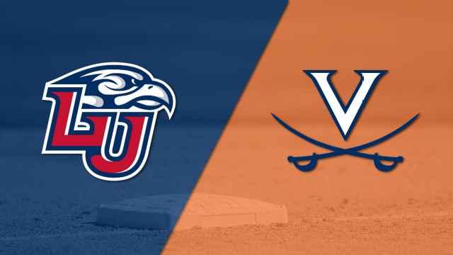Liberty vs. #10 Virginia (Baseball)