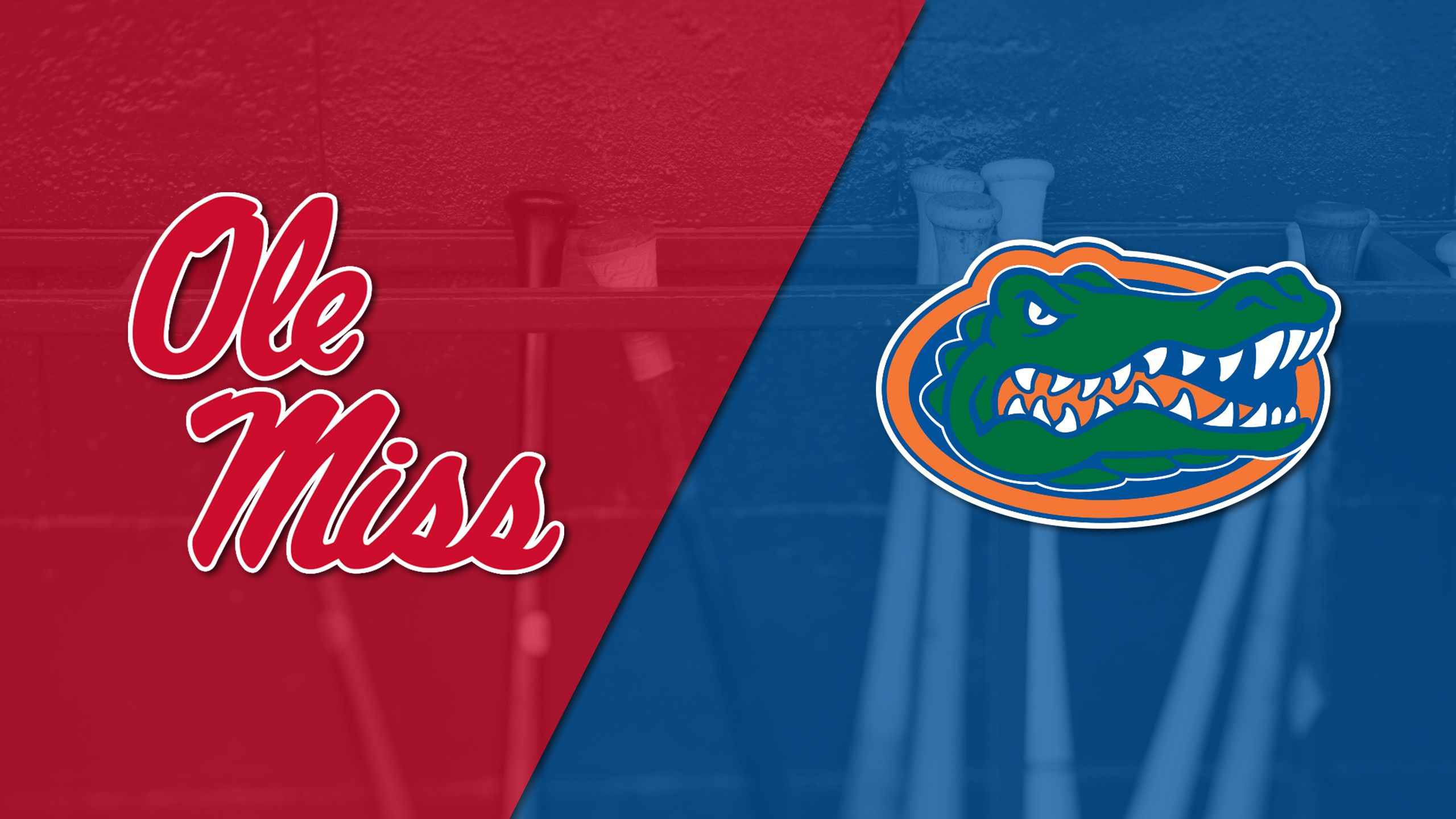 Ole Miss vs. #7 Florida (Baseball)