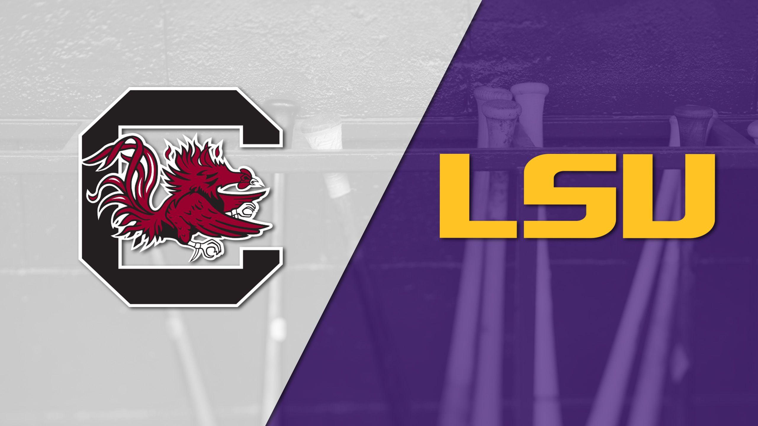 South Carolina vs. #11 LSU (Baseball)