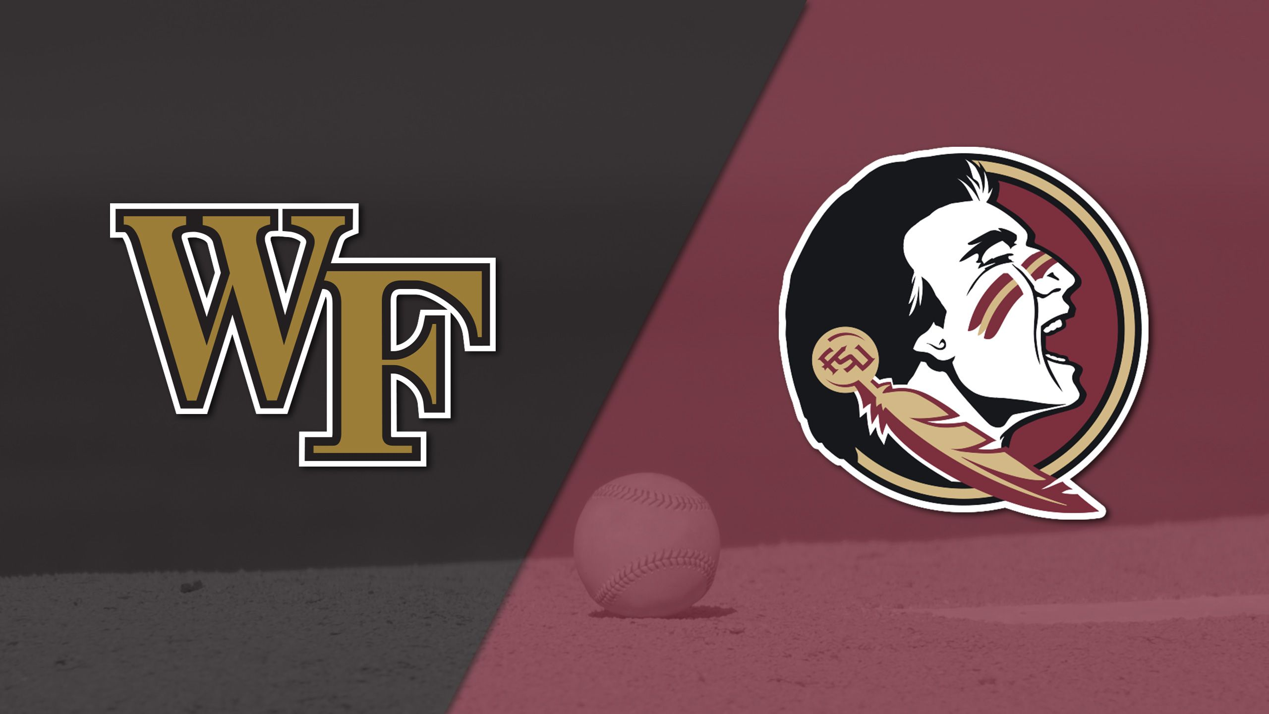 #20 Wake Forest vs. #25 Florida State (Baseball)