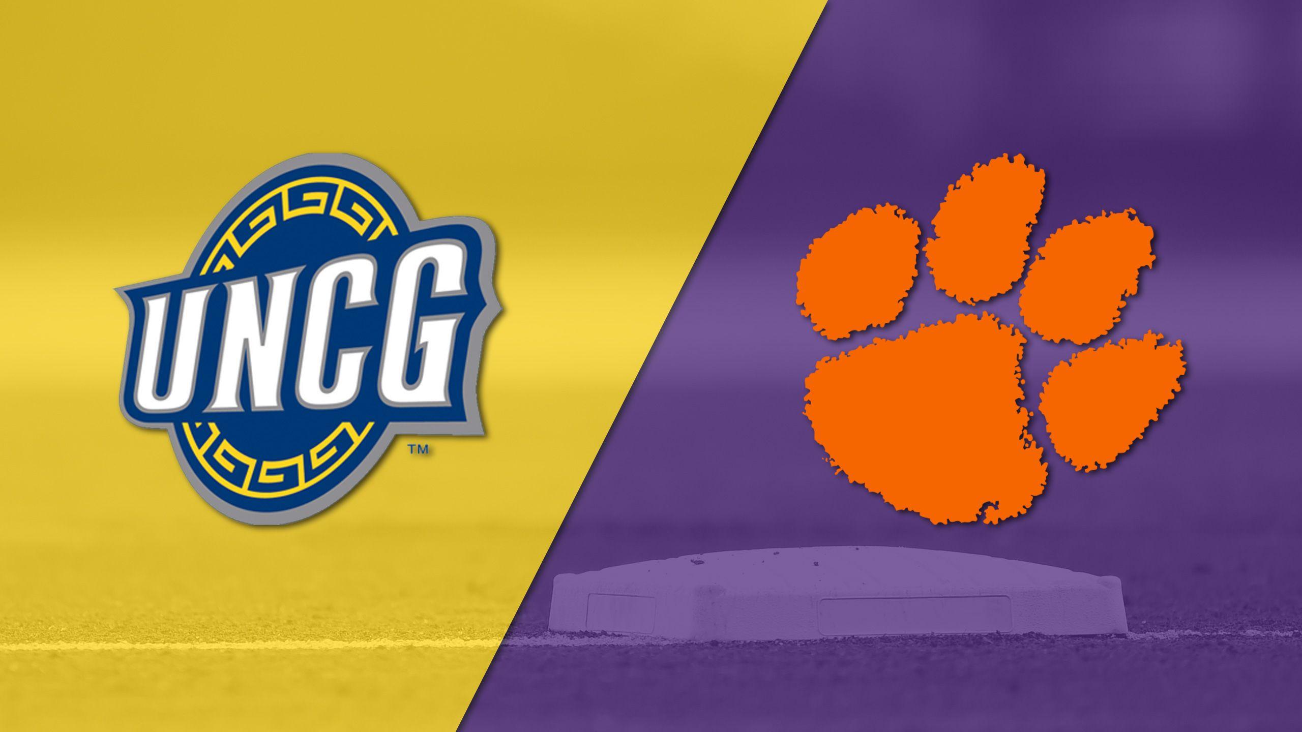 UNC Greensboro vs. Clemson (Site 2 / Game 2) (NCAA Baseball Championship)