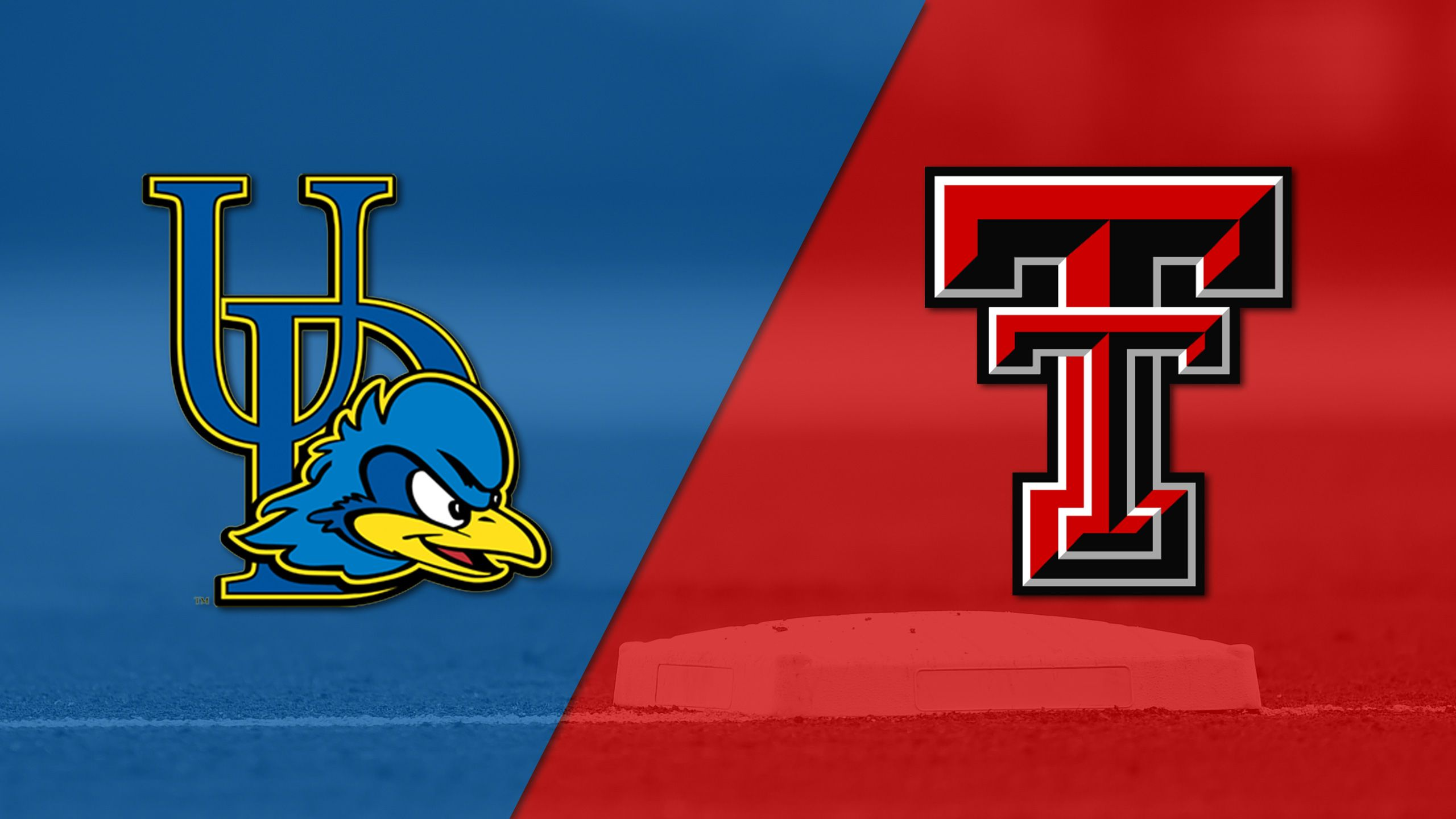 Delaware vs. Texas Tech (Site 5 / Game 1) (NCAA Baseball Championship)