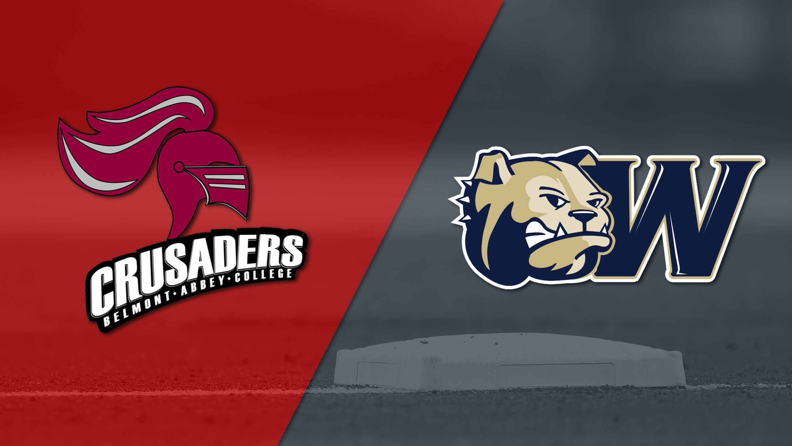 Belmont Abbey vs. Wingate (Baseball)