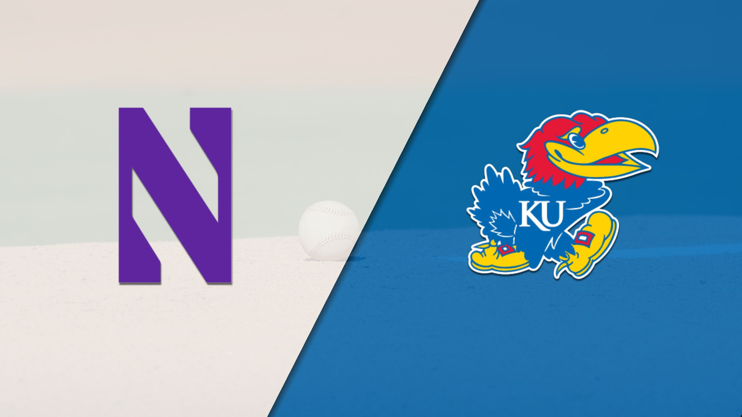 Northwestern vs. Kansas (Baseball)