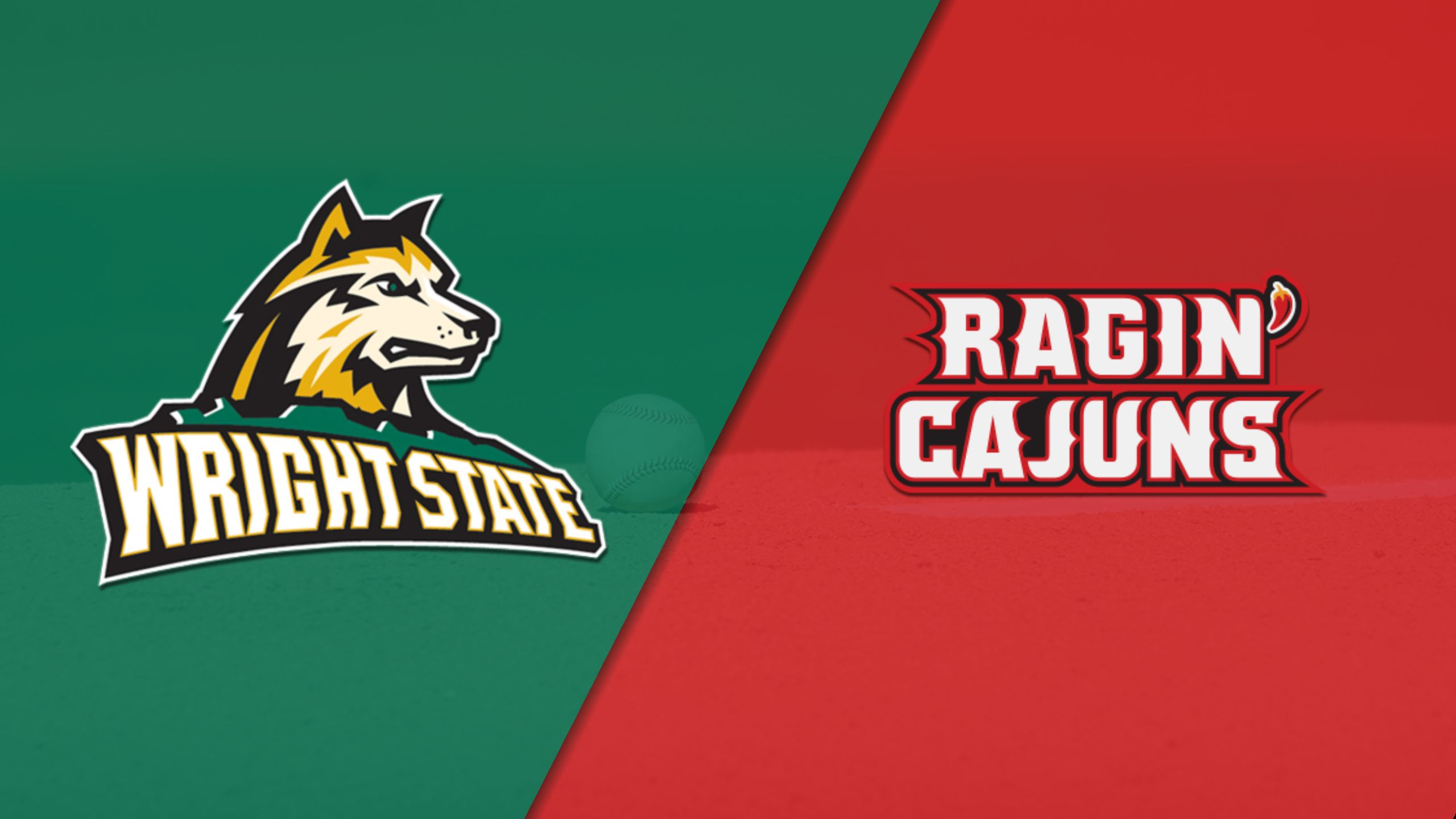 Wright State vs. Louisiana (Baseball)