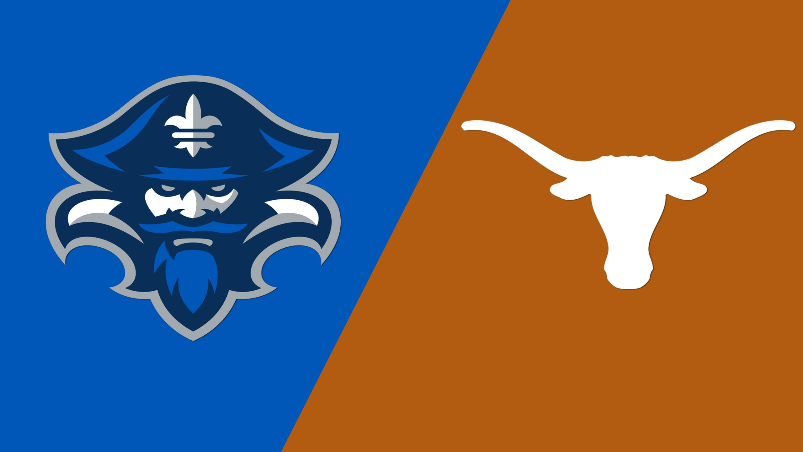 New Orleans vs. #23 Texas (Baseball)