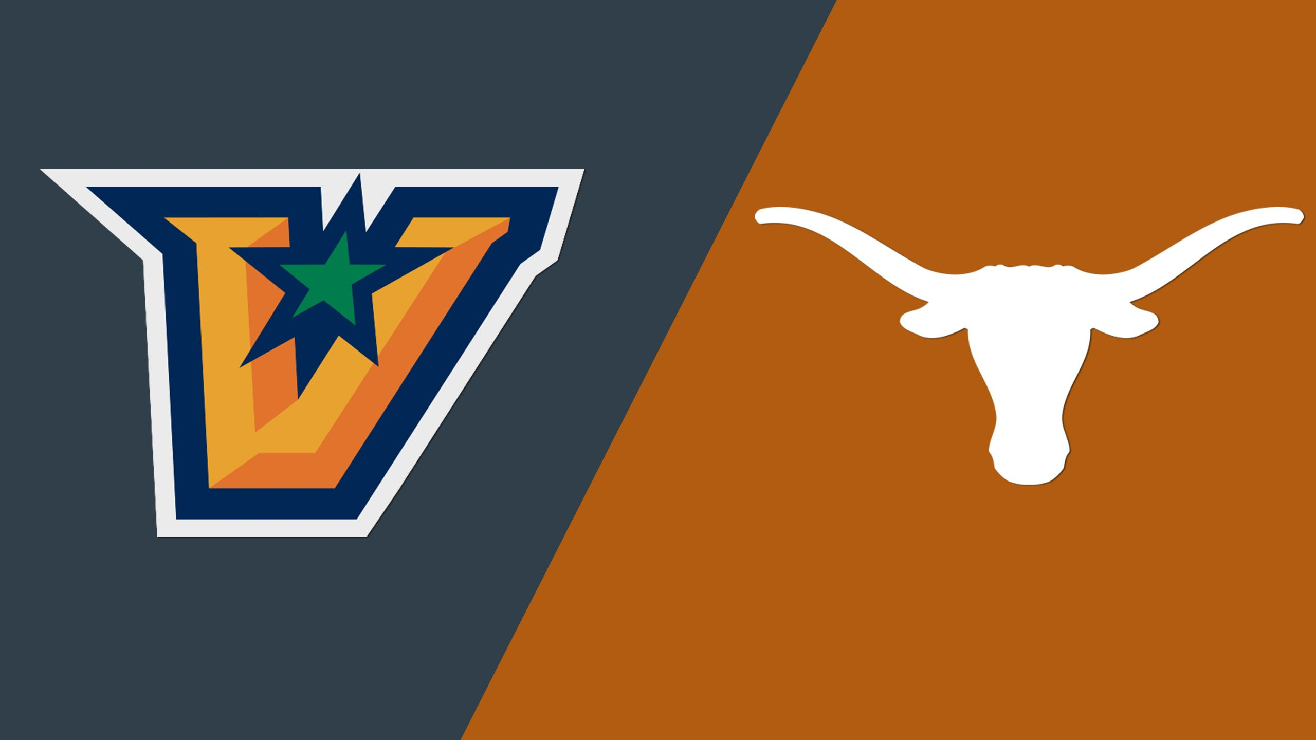 Texas-Rio Grand Valley vs. #23 Texas (Baseball) (re-air)