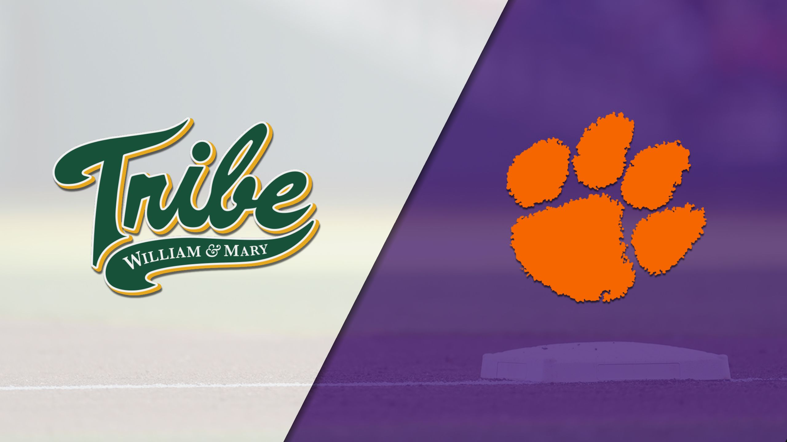 William & Mary vs. #21 Clemson (Baseball)