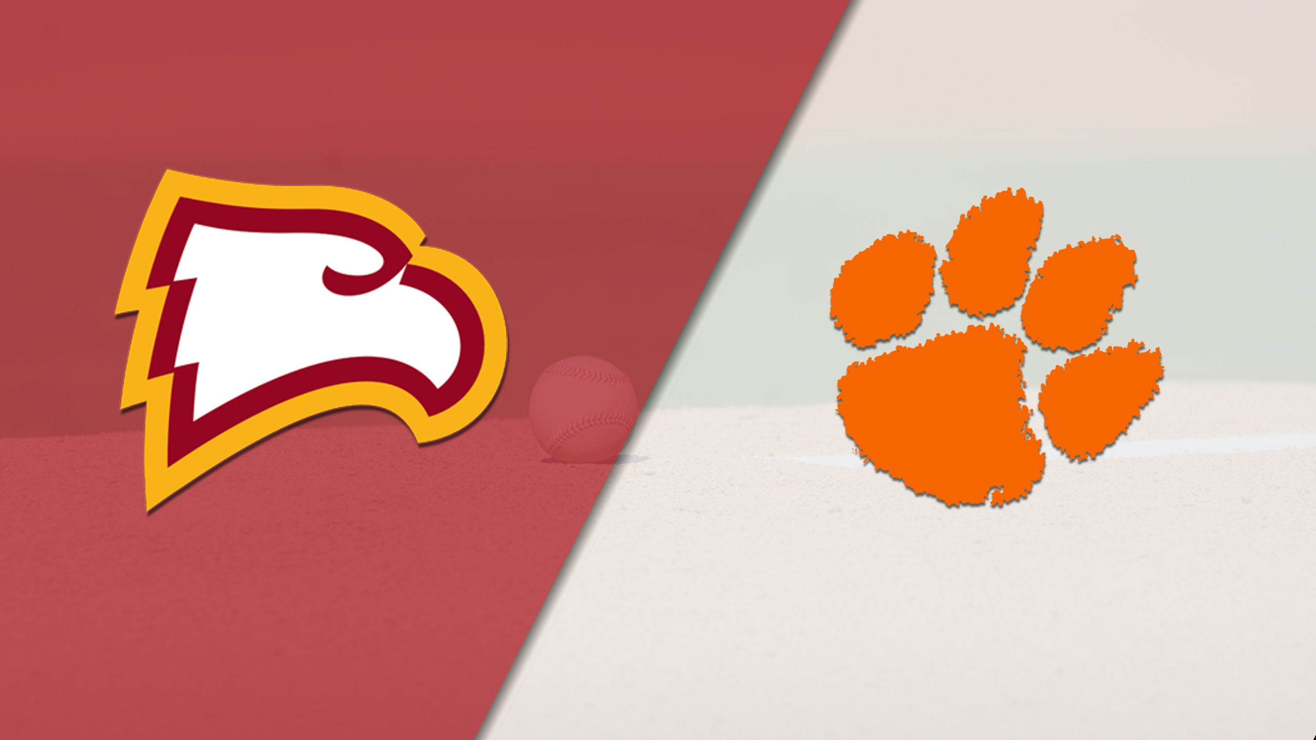 Winthrop vs. #21 Clemson (Baseball)