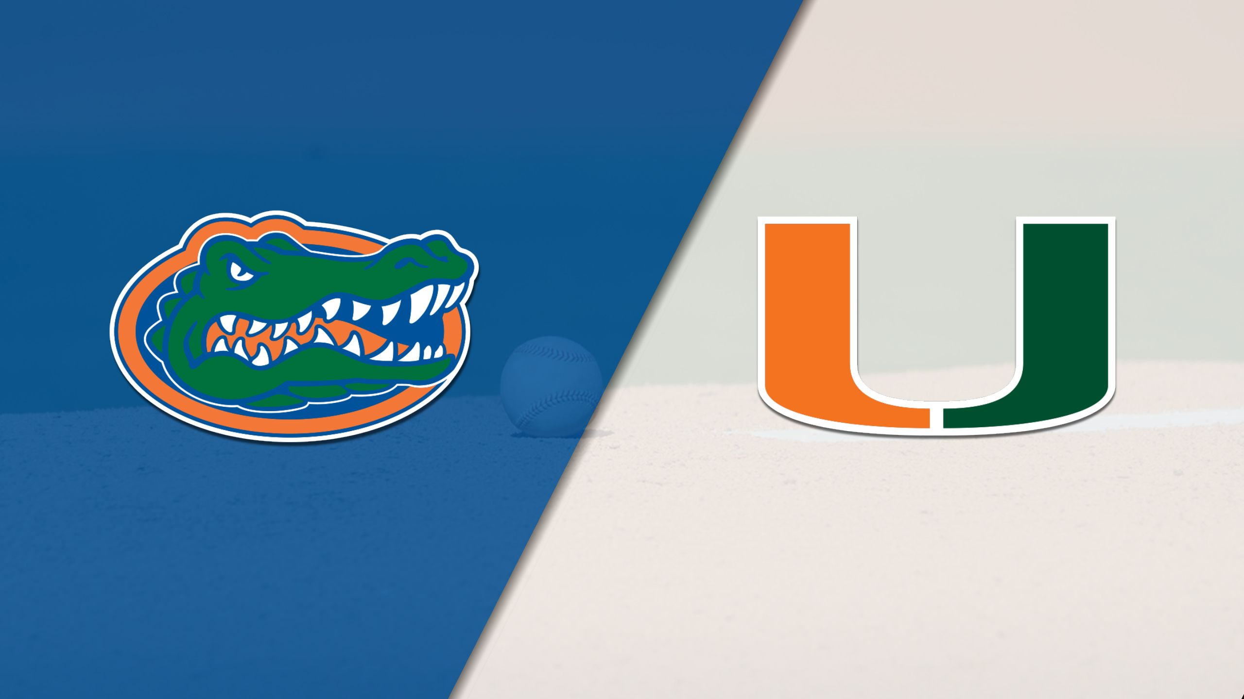 #1 Florida vs. #24 Miami (Baseball)