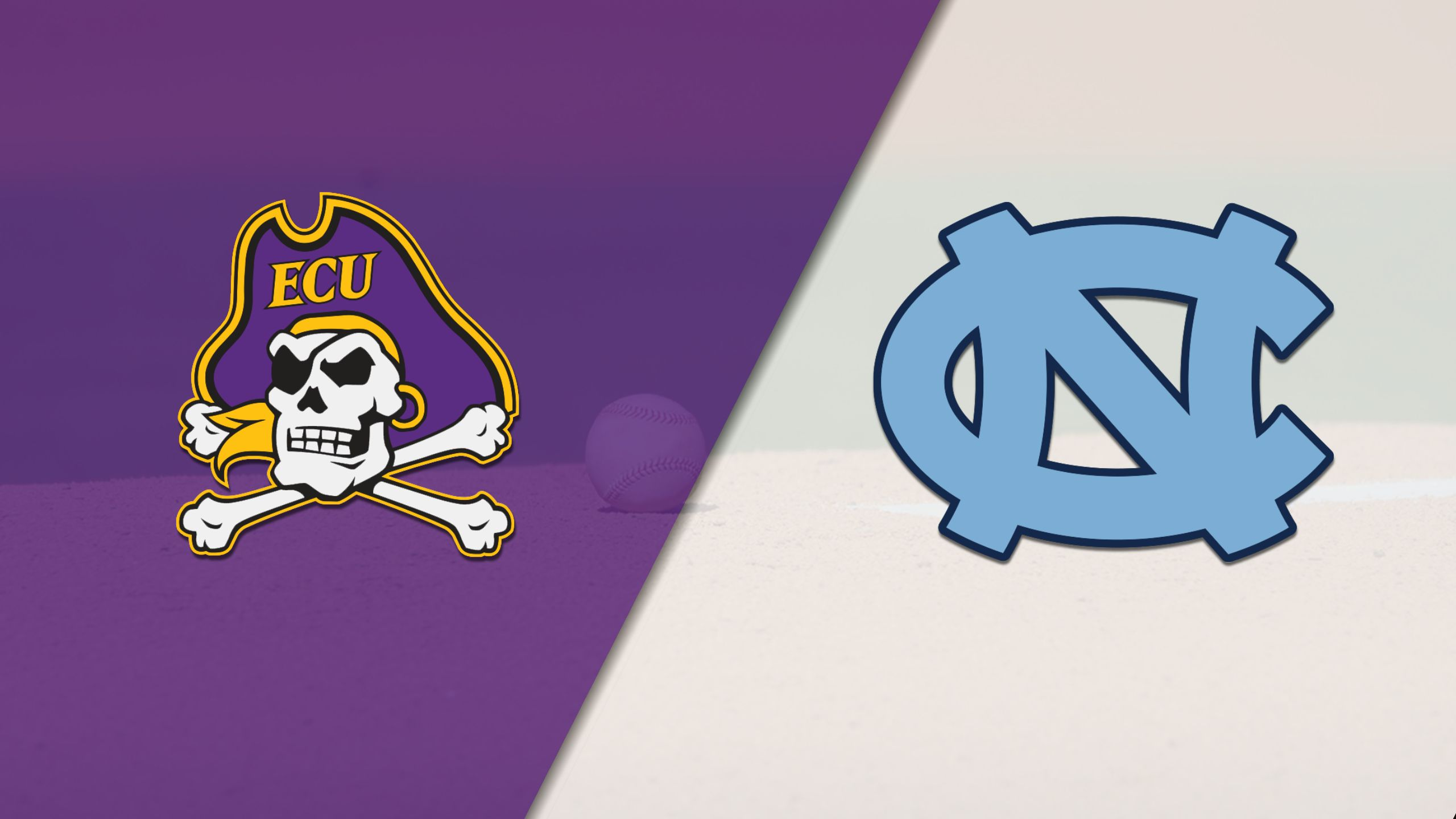 East Carolina vs. #7 North Carolina (Baseball)