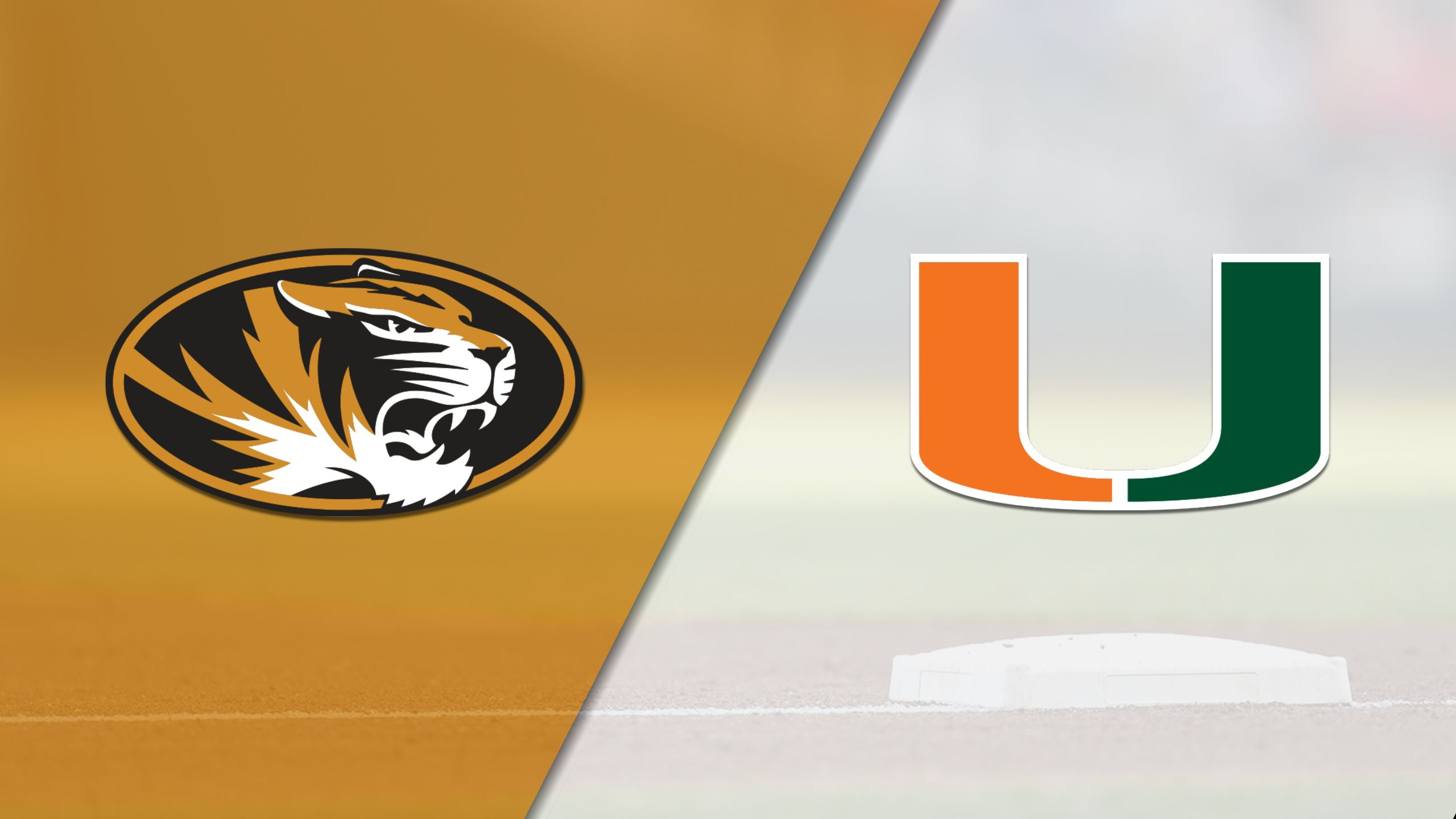 Missouri vs. #24 Miami (Baseball)