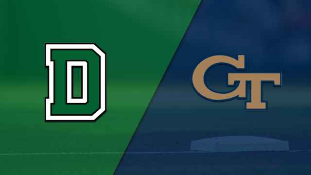 Dartmouth vs. Georgia Tech (Baseball)