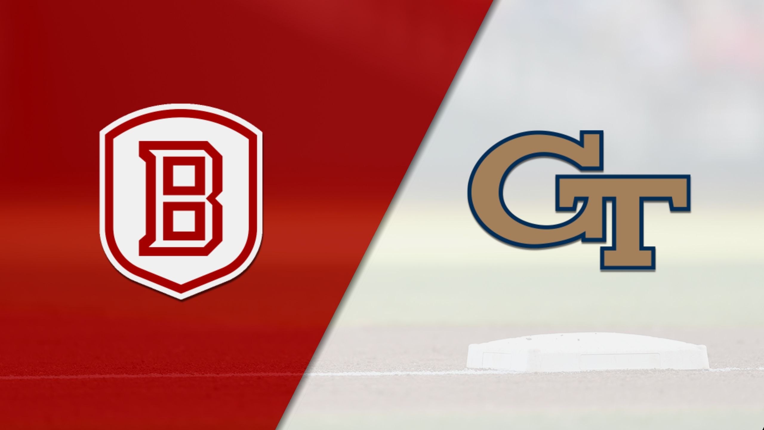 Bradley vs. Georgia Tech (Baseball)