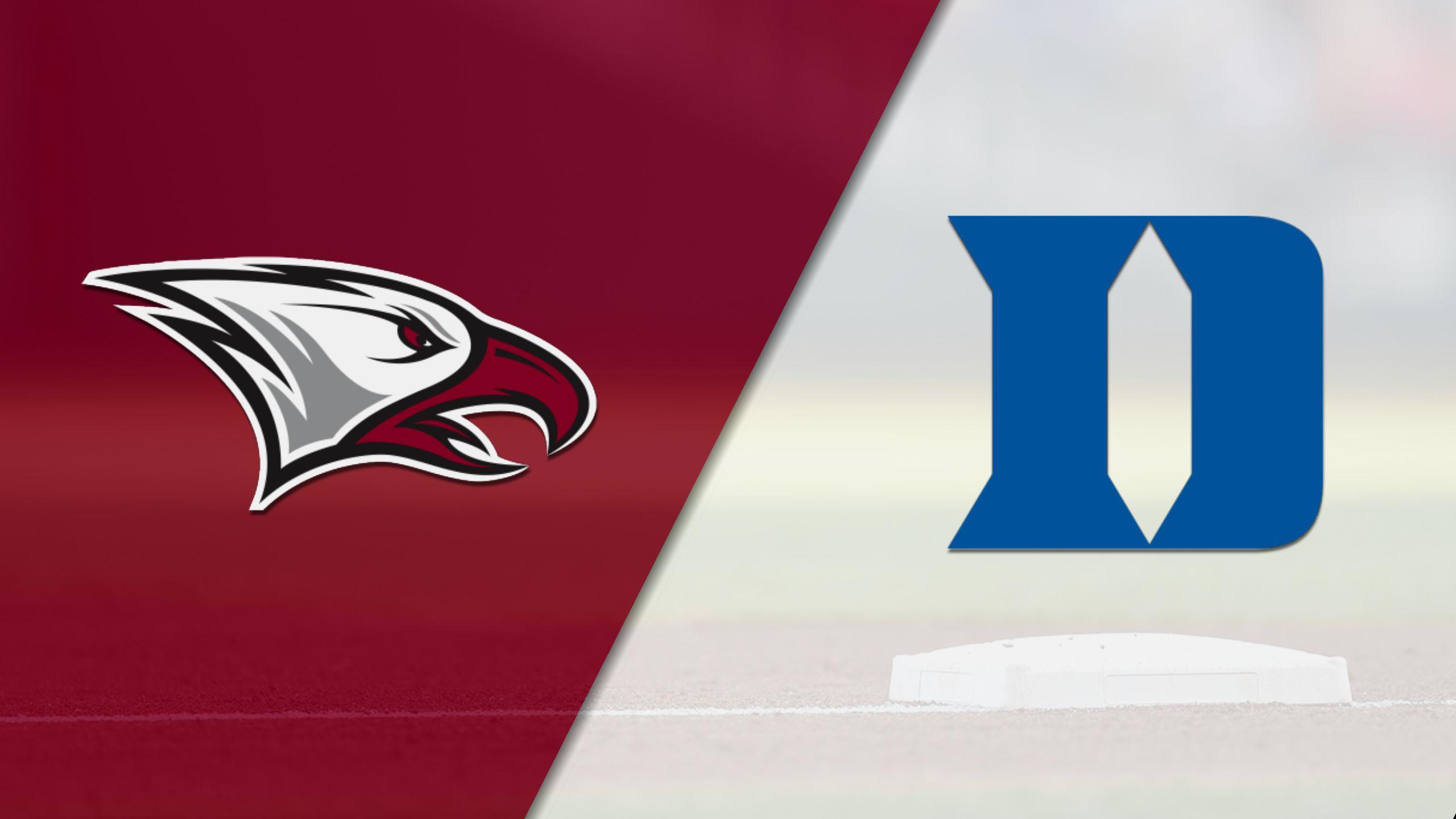 North Carolina Central vs. Duke (Baseball)