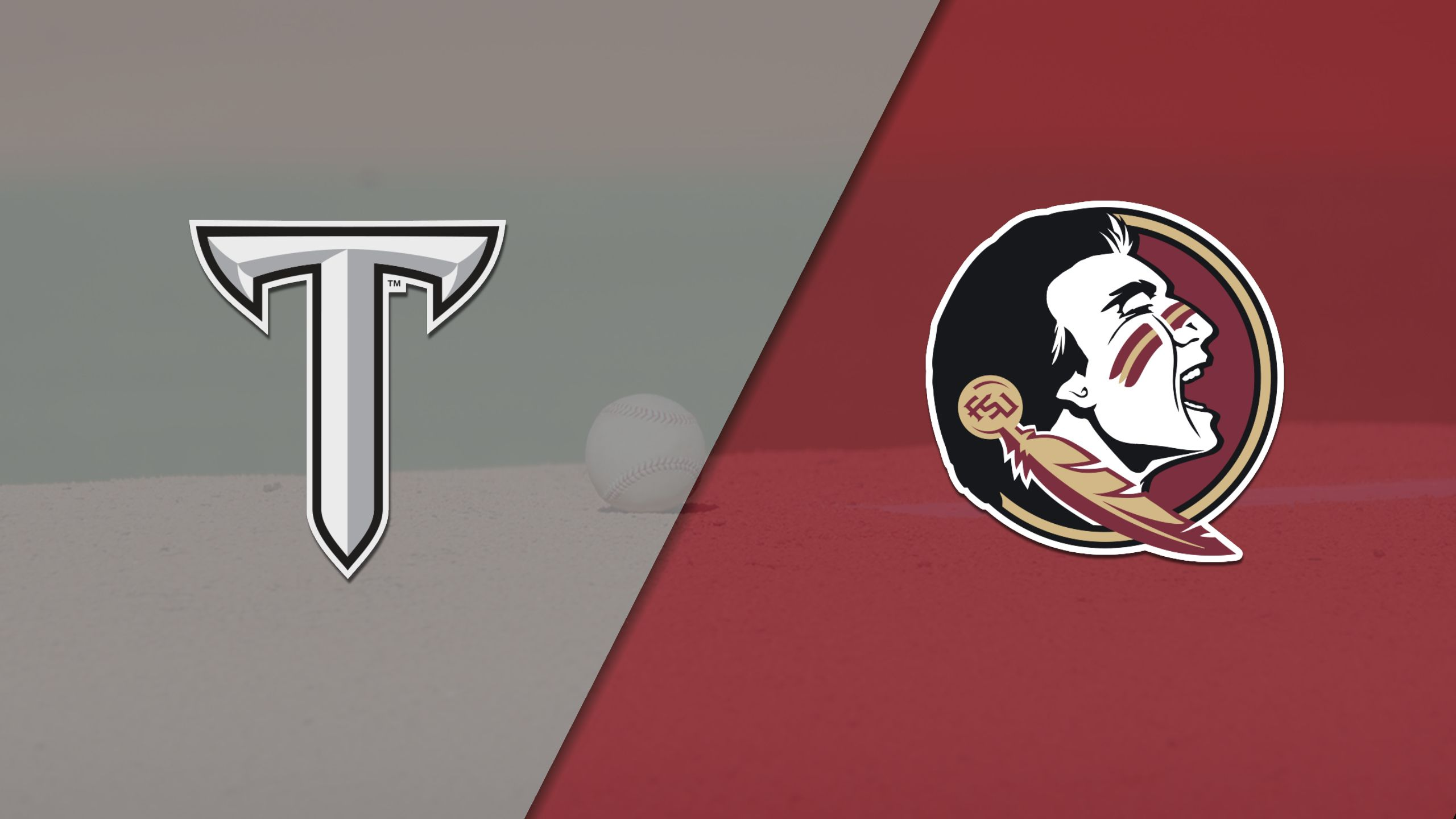 Troy vs. #5 Florida State (Baseball)
