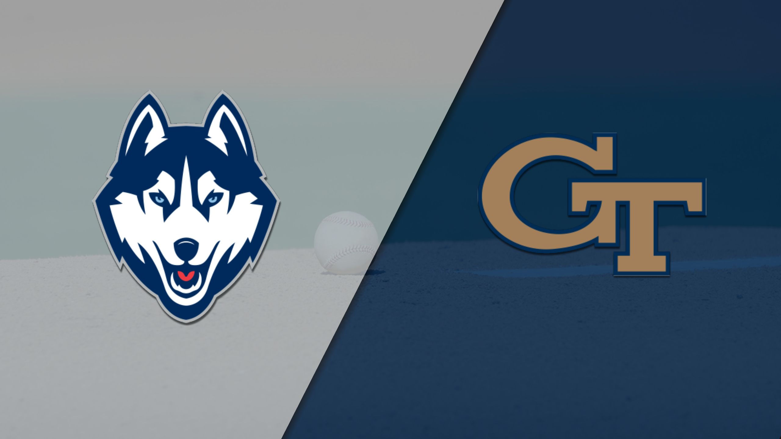 Connecticut vs. Georgia Tech (Baseball)