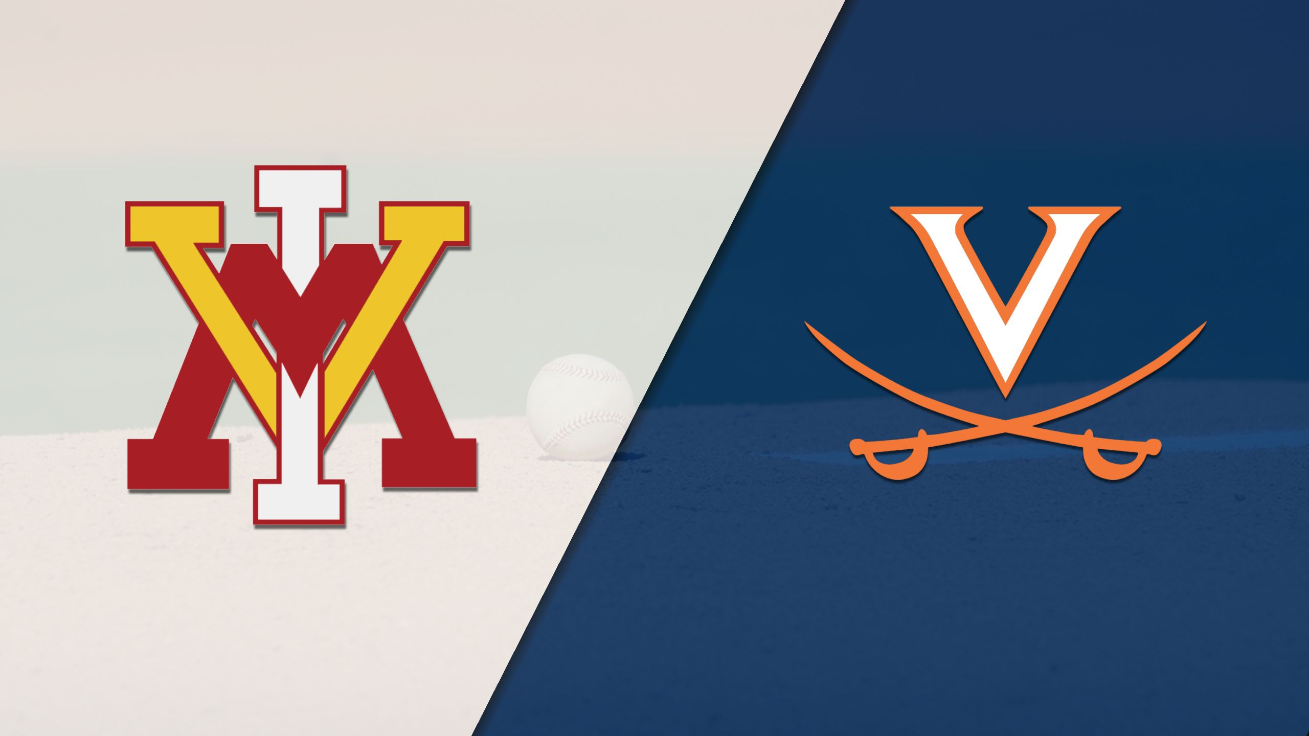 VMI vs. Virginia (Baseball)