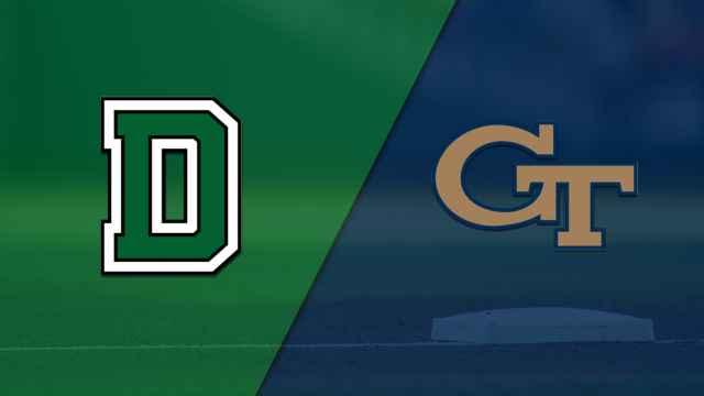 Dartmouth vs. Georgia Tech (Baseball)