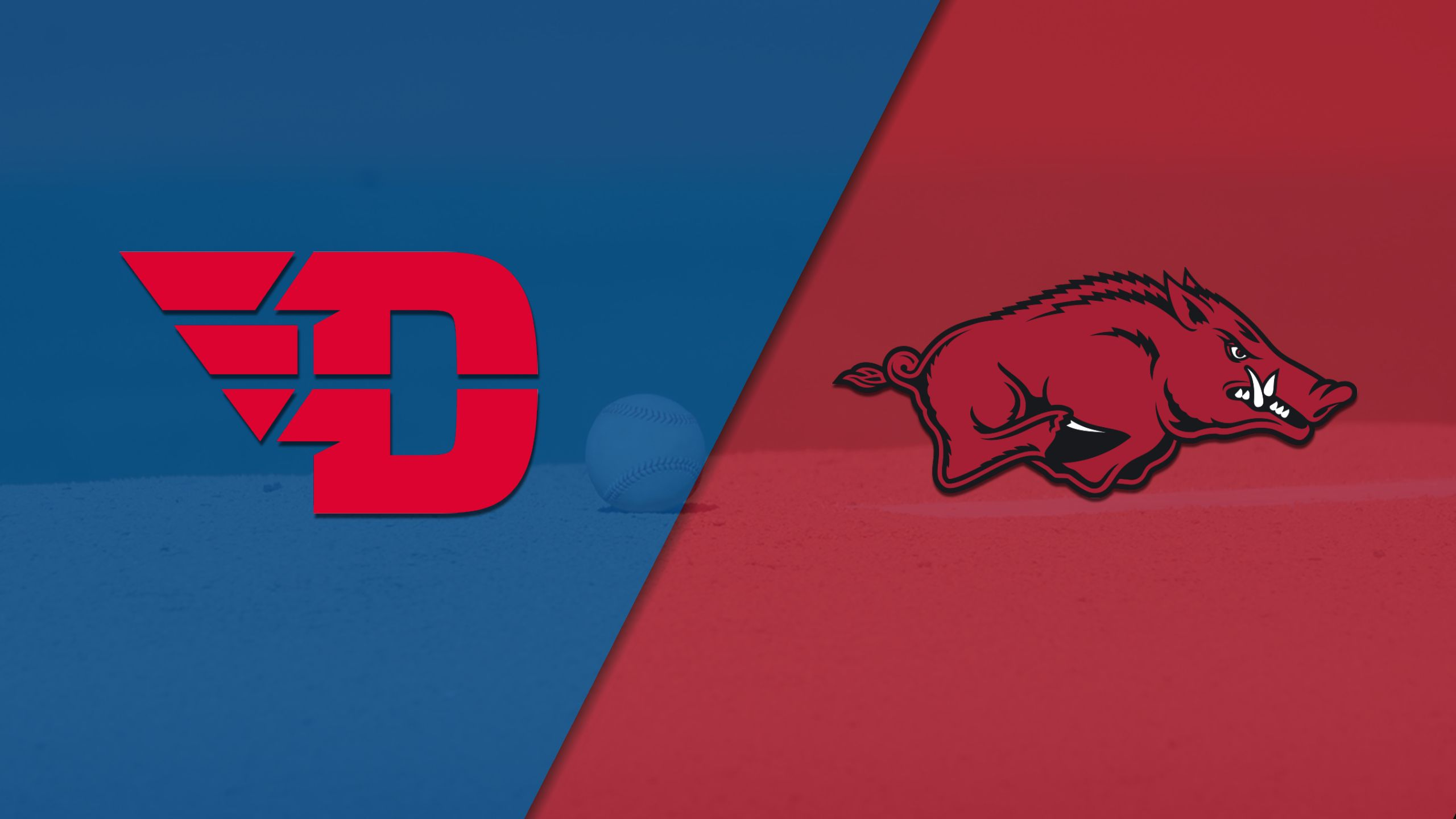 Dayton vs. #6 Arkansas (Baseball)