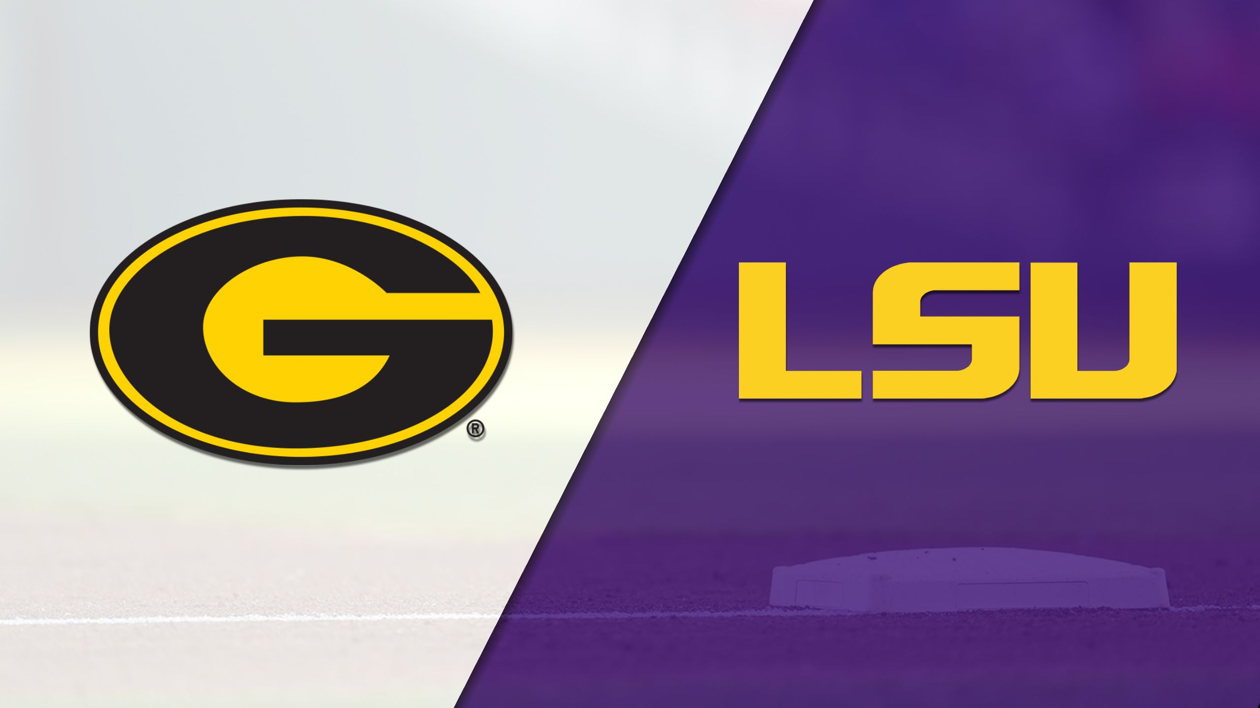 Grambling vs. #9 LSU (Baseball)