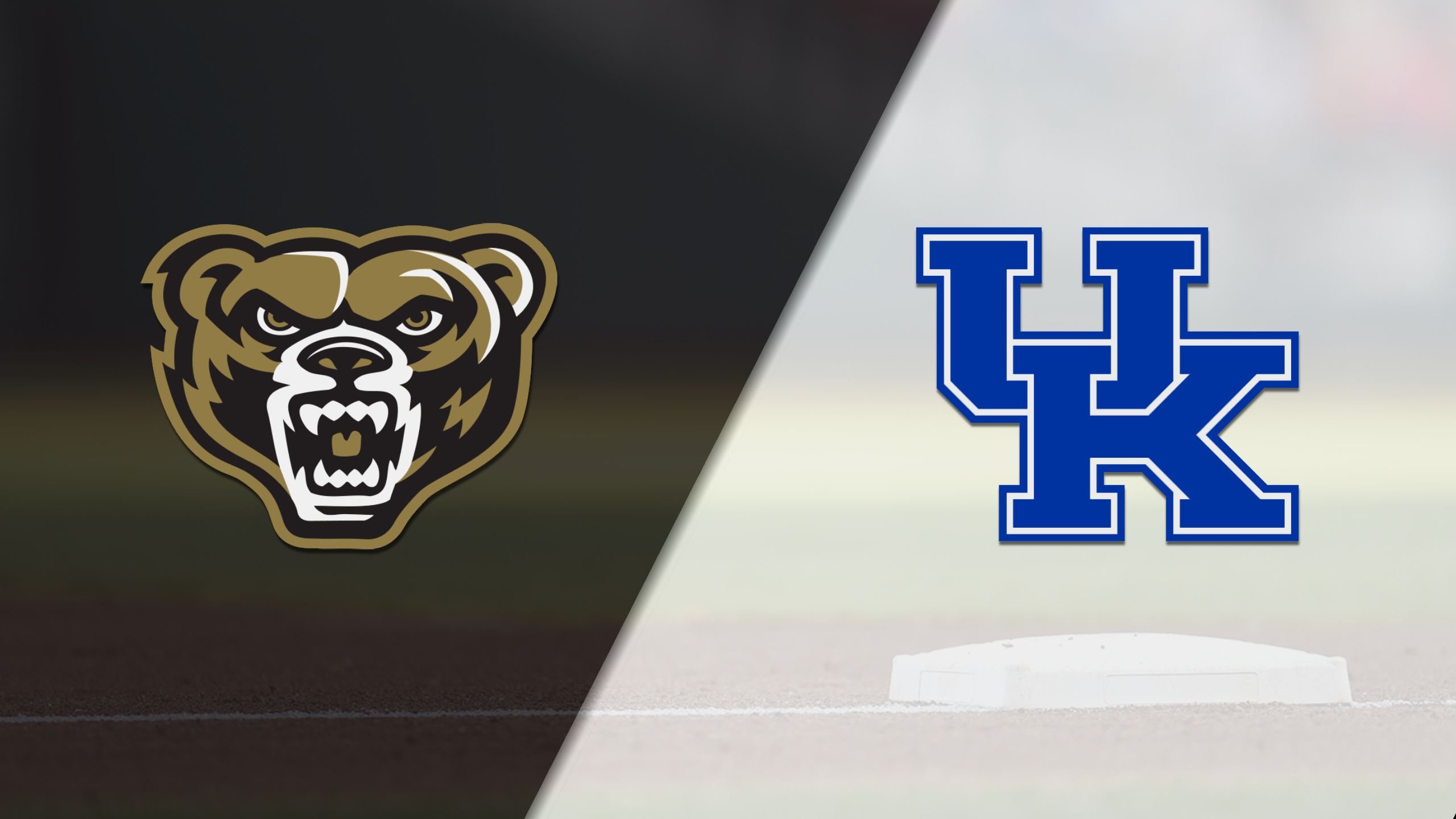 Oakland vs. #8 Kentucky (Baseball)
