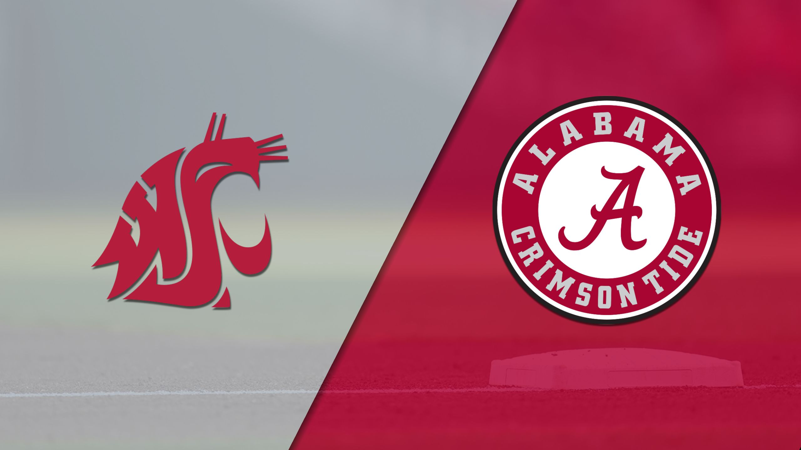 Washington State vs. Alabama (Baseball)