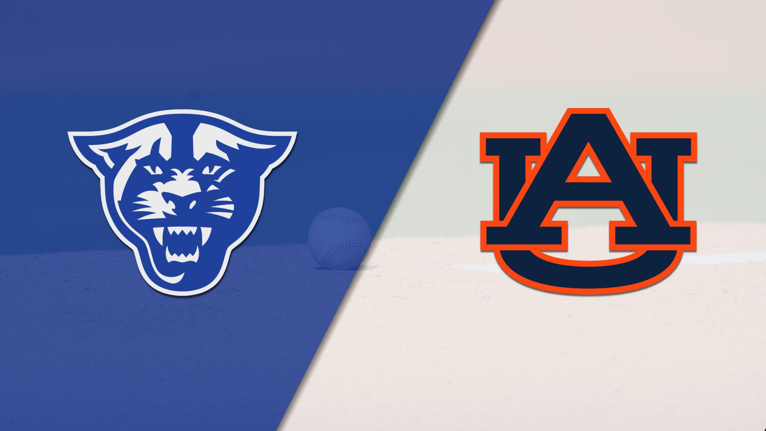 Georgia State vs. Auburn (Baseball)