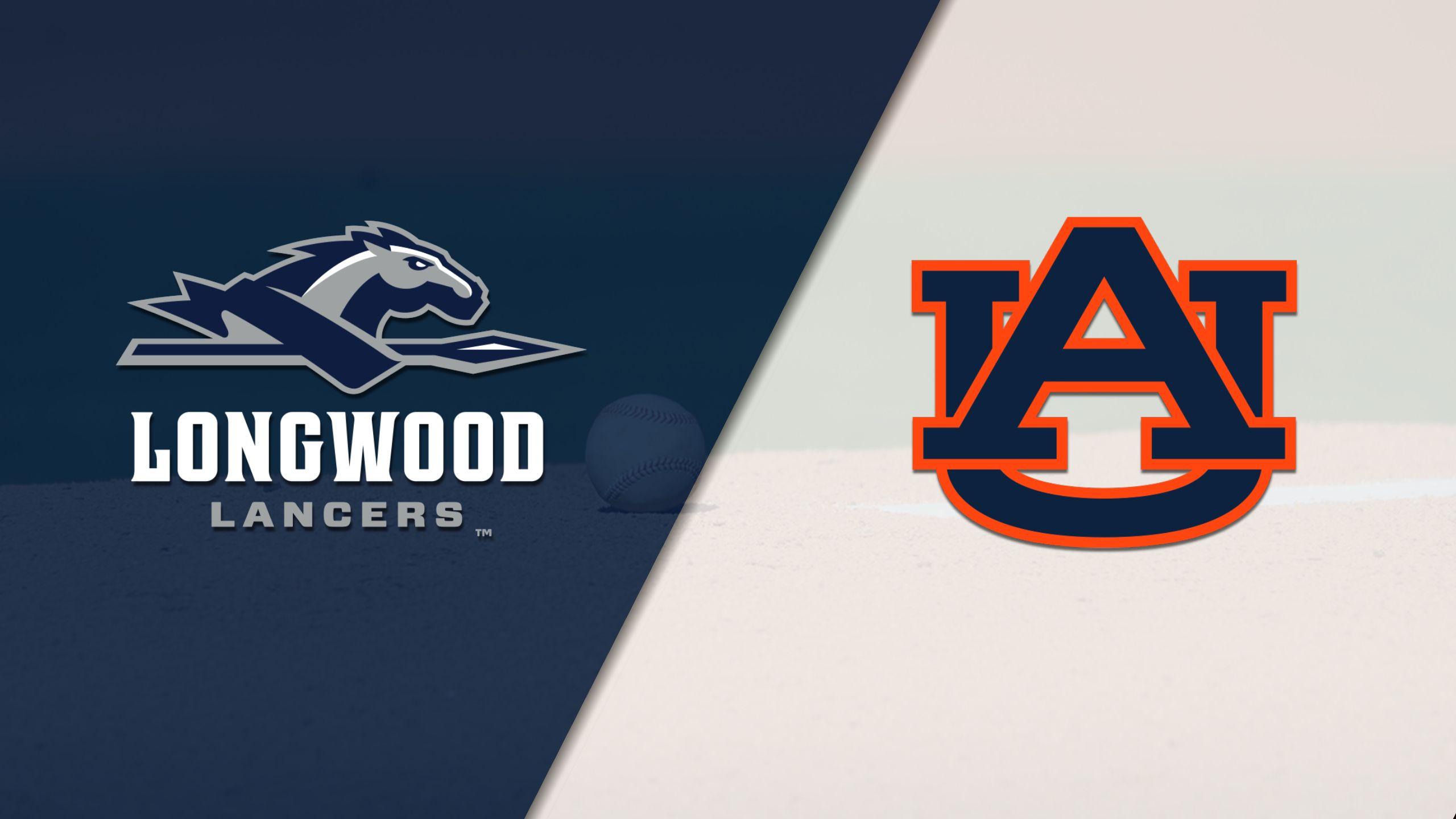 Longwood vs. Auburn (Baseball)