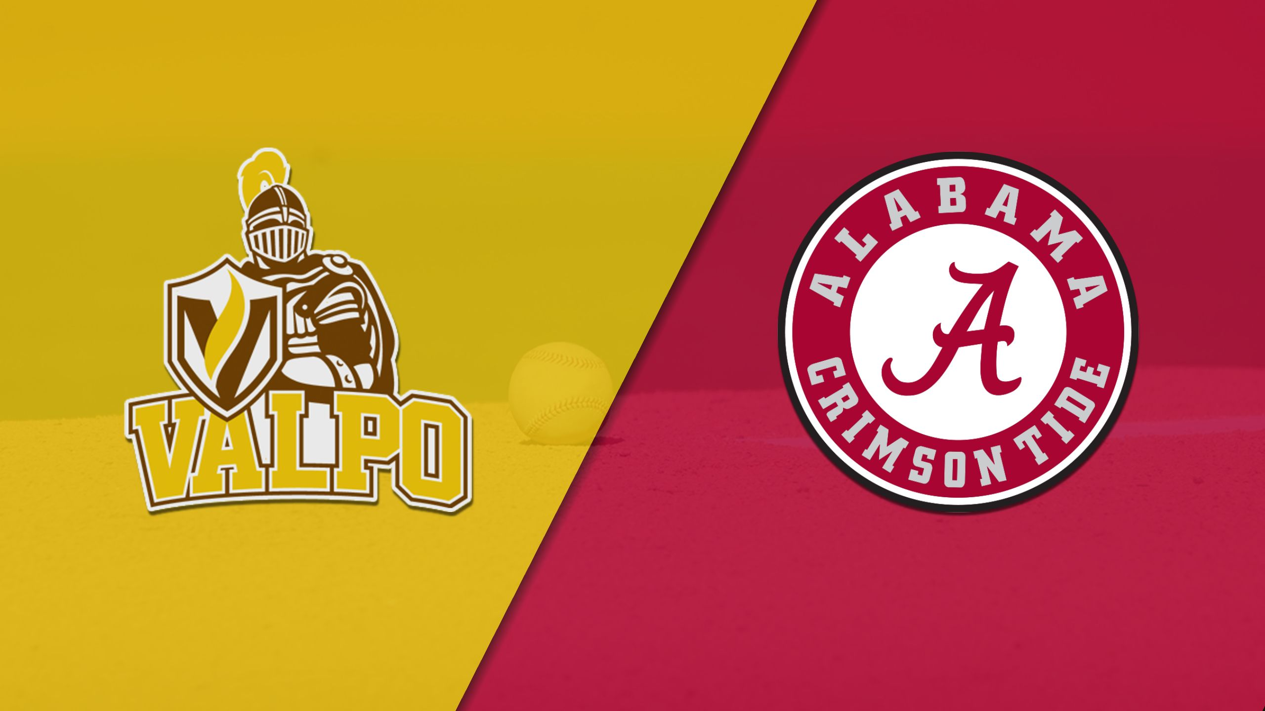 Valparaiso vs. Alabama (Baseball)