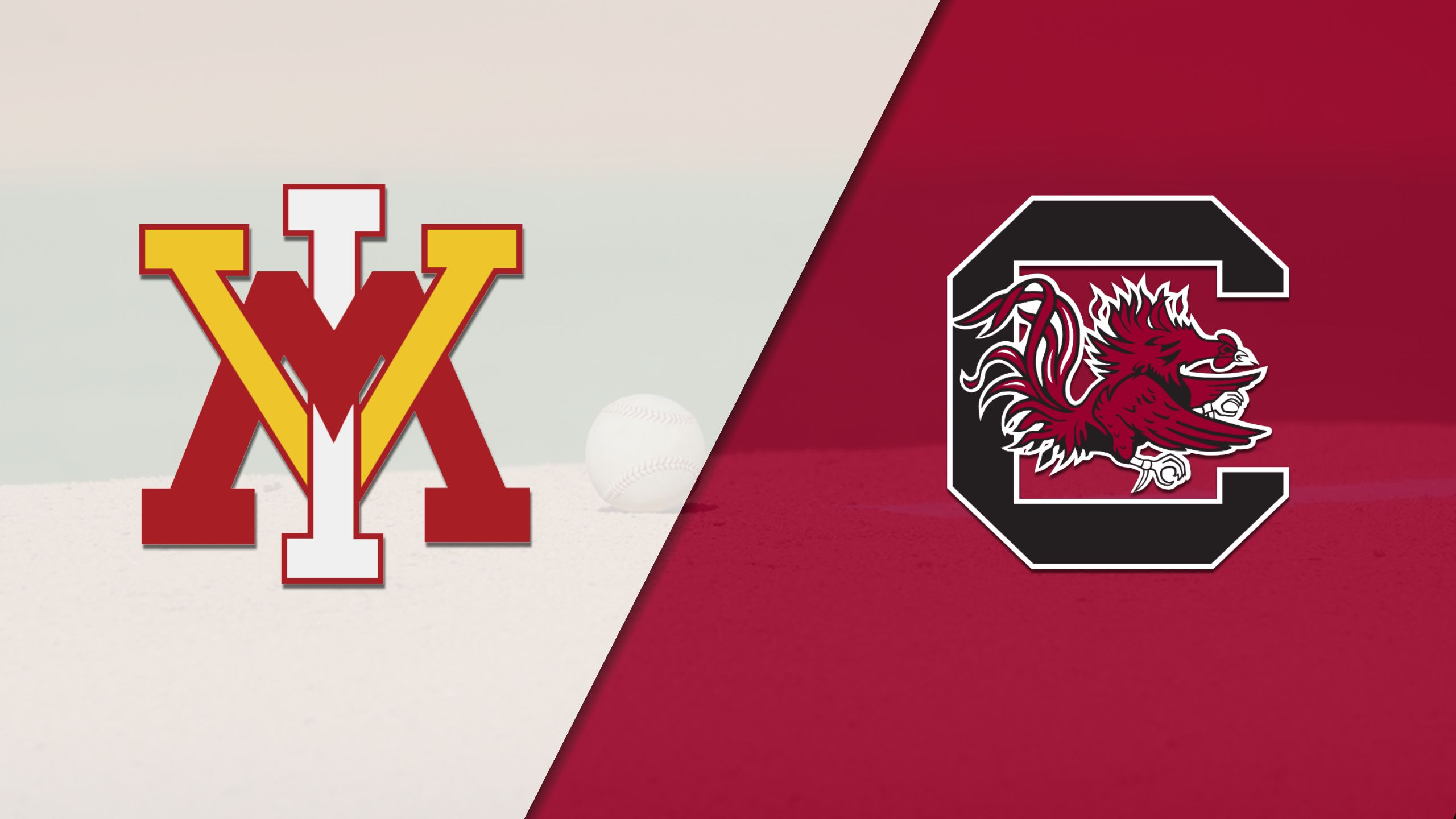 VMI vs. South Carolina (Baseball)