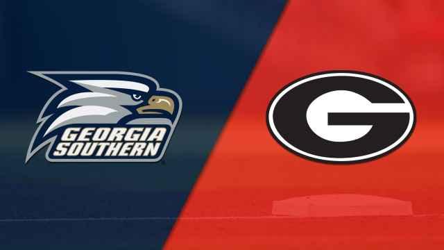 Georgia Southern vs. Georgia (Baseball)
