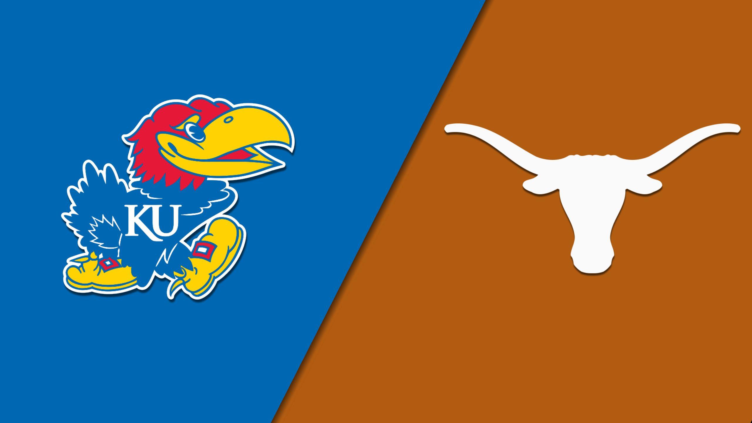 Kansas vs. Texas (Baseball) (re-air)