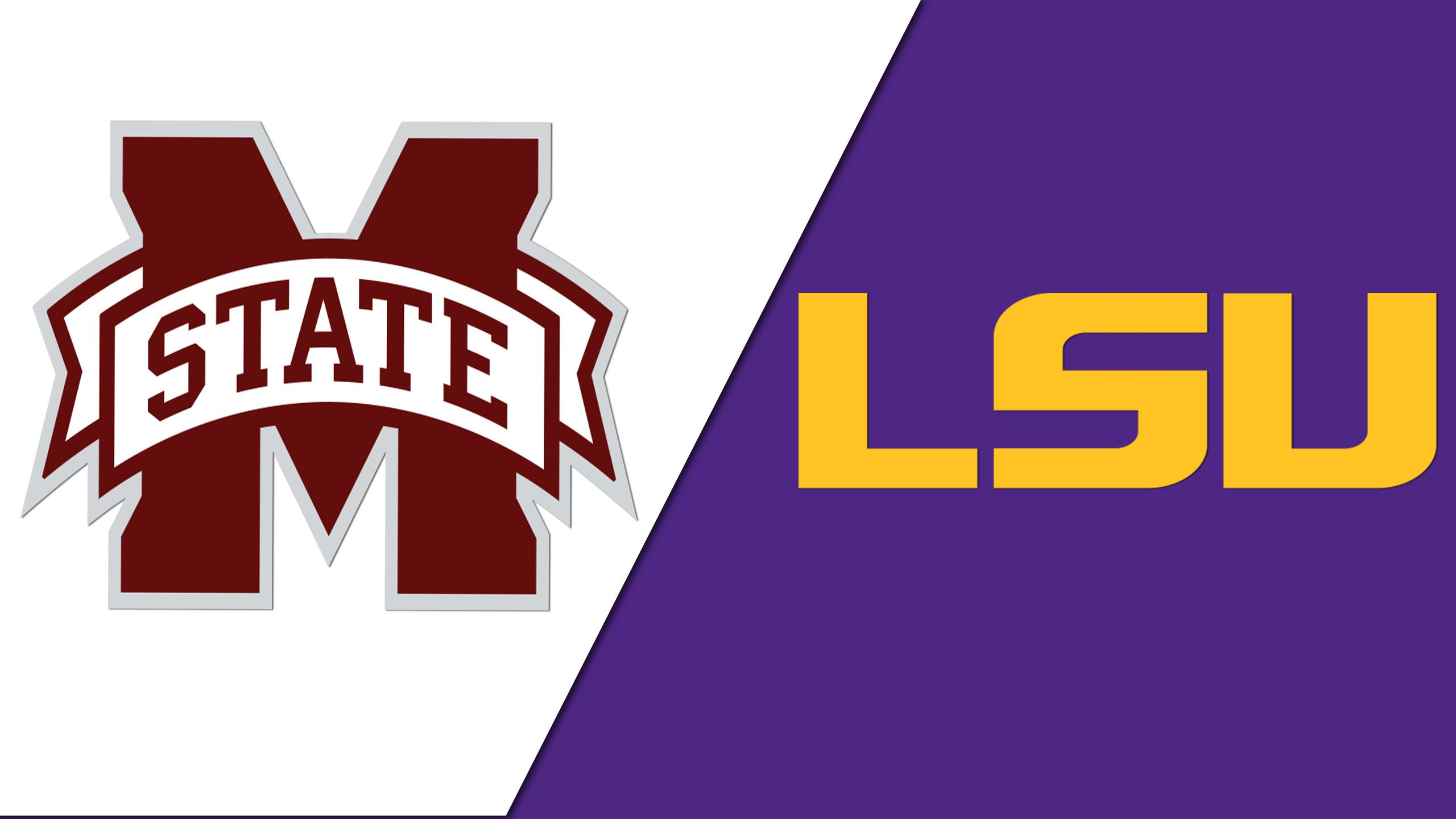 Mississippi State vs. #21 LSU (Baseball)